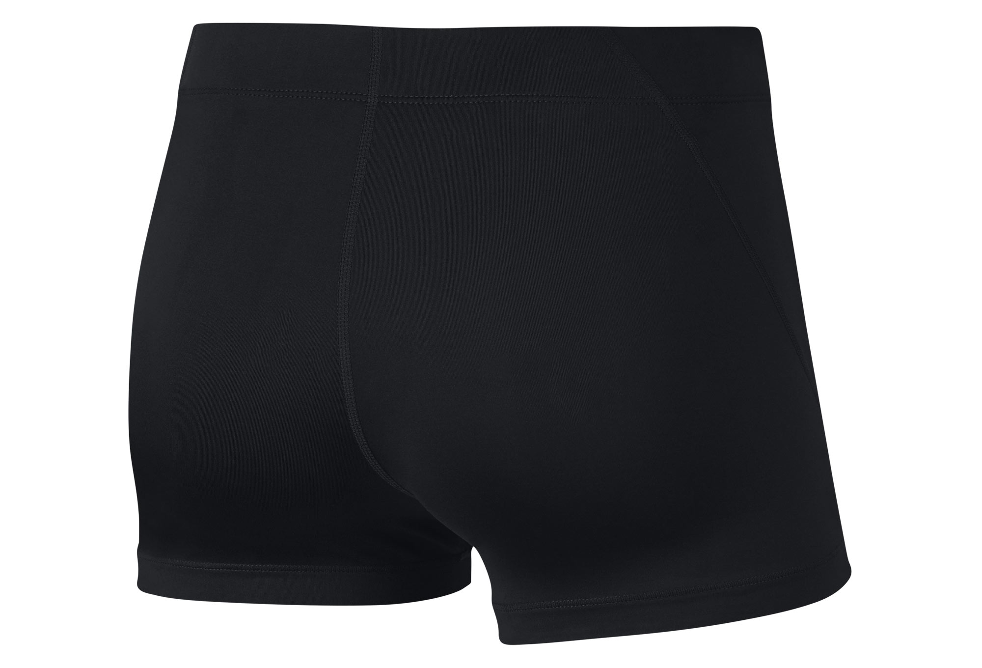 nike pro damen sport shorts schwarz. Black Bedroom Furniture Sets. Home Design Ideas