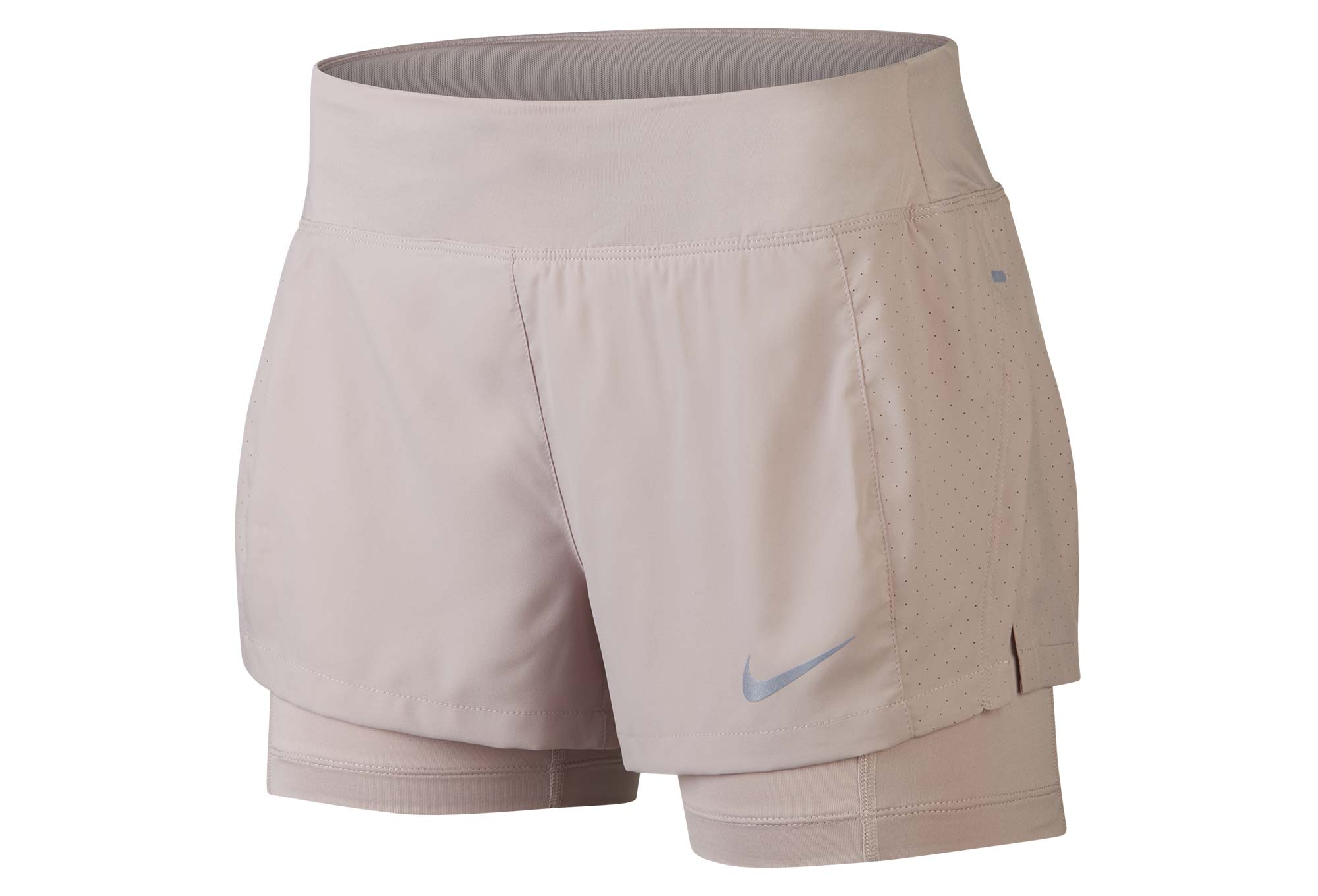 Pantaloncini Nike Eclipse Donna 2 in 1 Rosa