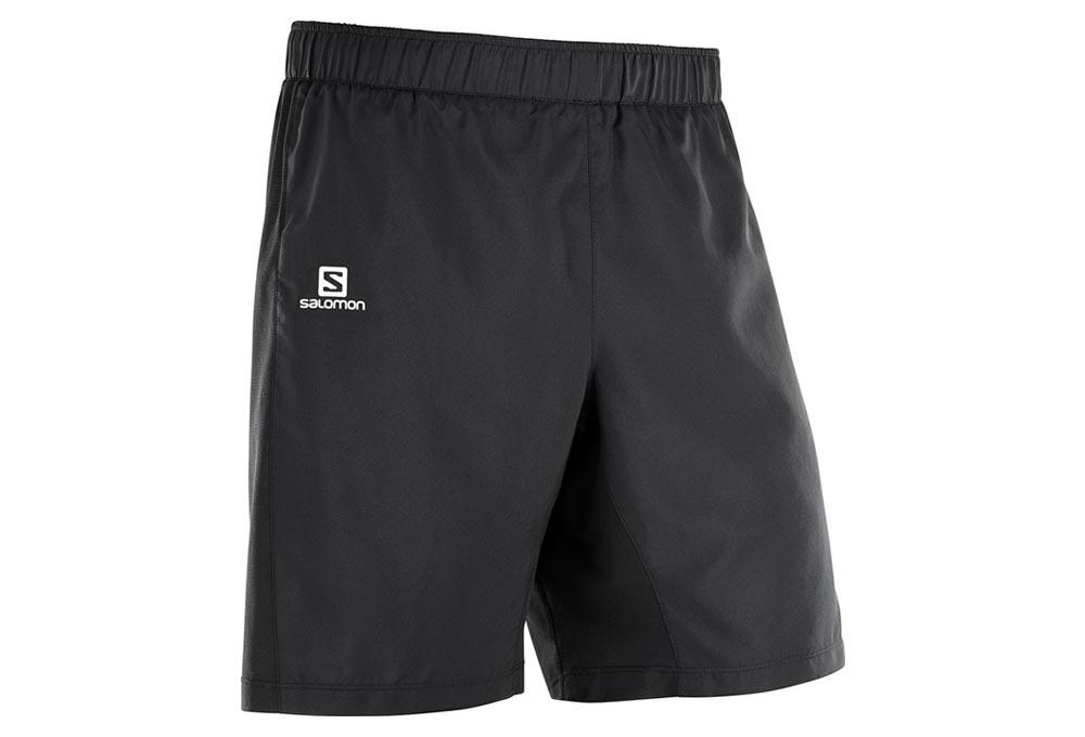 Salomon Agile 2 in 1 Shorts Black