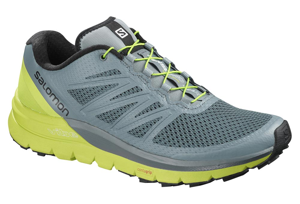 De Sense Pro Gris Trail Vert Chaussures Salomon Max BQodWreCx