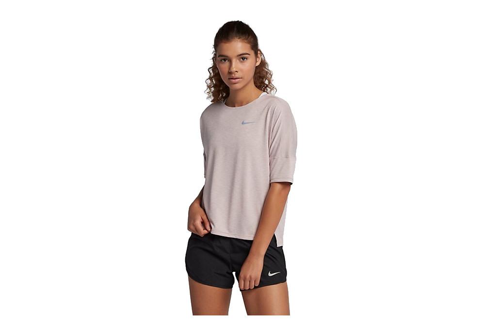 6d61f2316d1a5 Nike Dry Medalist Women Short Sleeves Jersey Pink | Alltricks.com