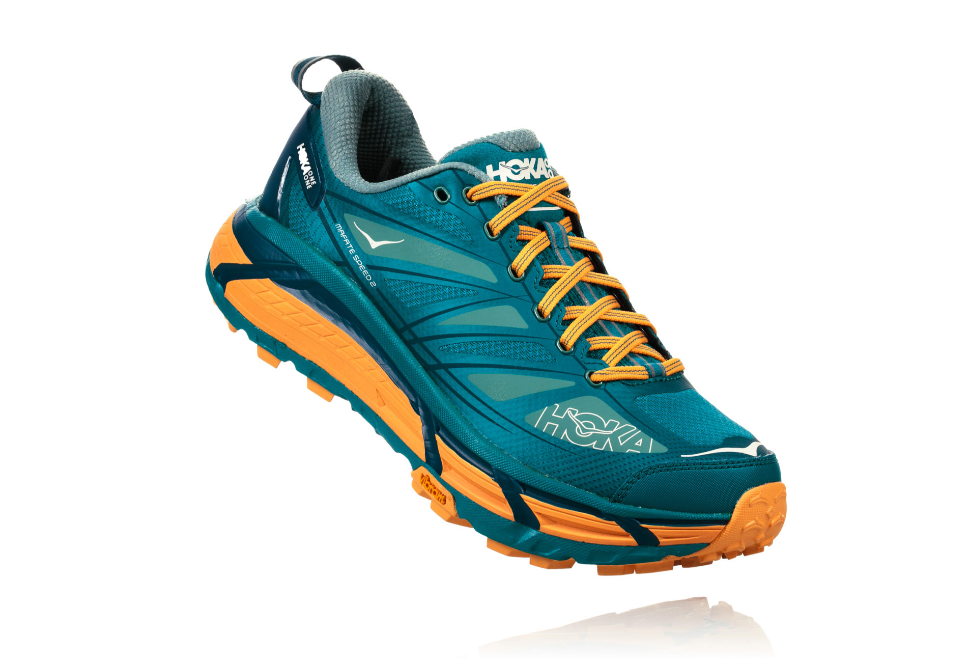 Bleu 2 Mafate P08nwok Speed Orange Hoka BrWdoQeCx