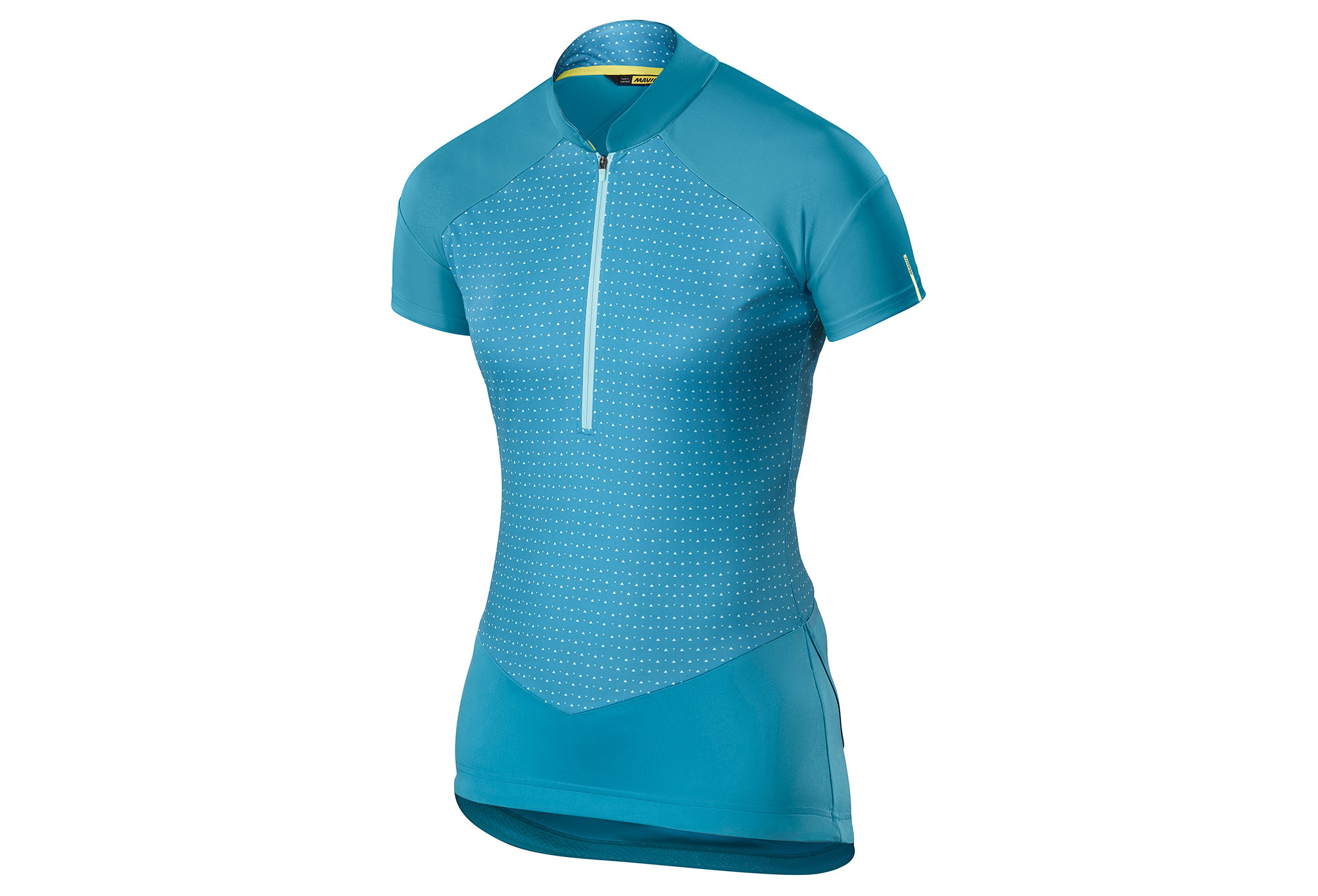 4dcf0995c Mavic 2018 Graphic Sequence Women Short Sleeves Jersey Blue ...