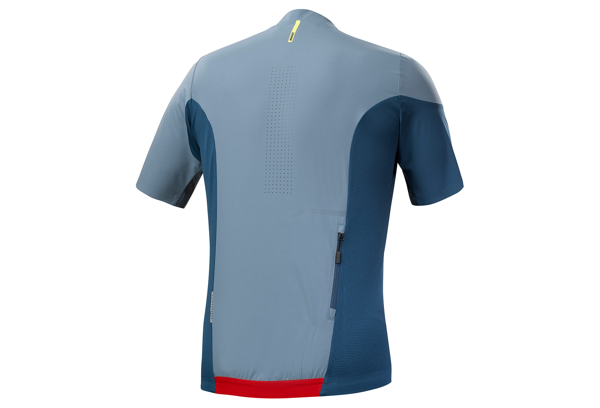Mavic 2018 XA Pro Short Sleeves Jersey Blue  99f3f8f6c