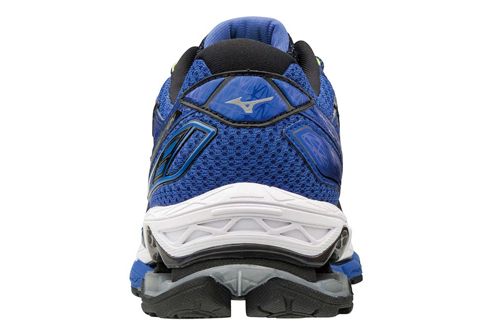 WAVE CREATION 20 MIZUNO, scarpe running per maxi sport neri