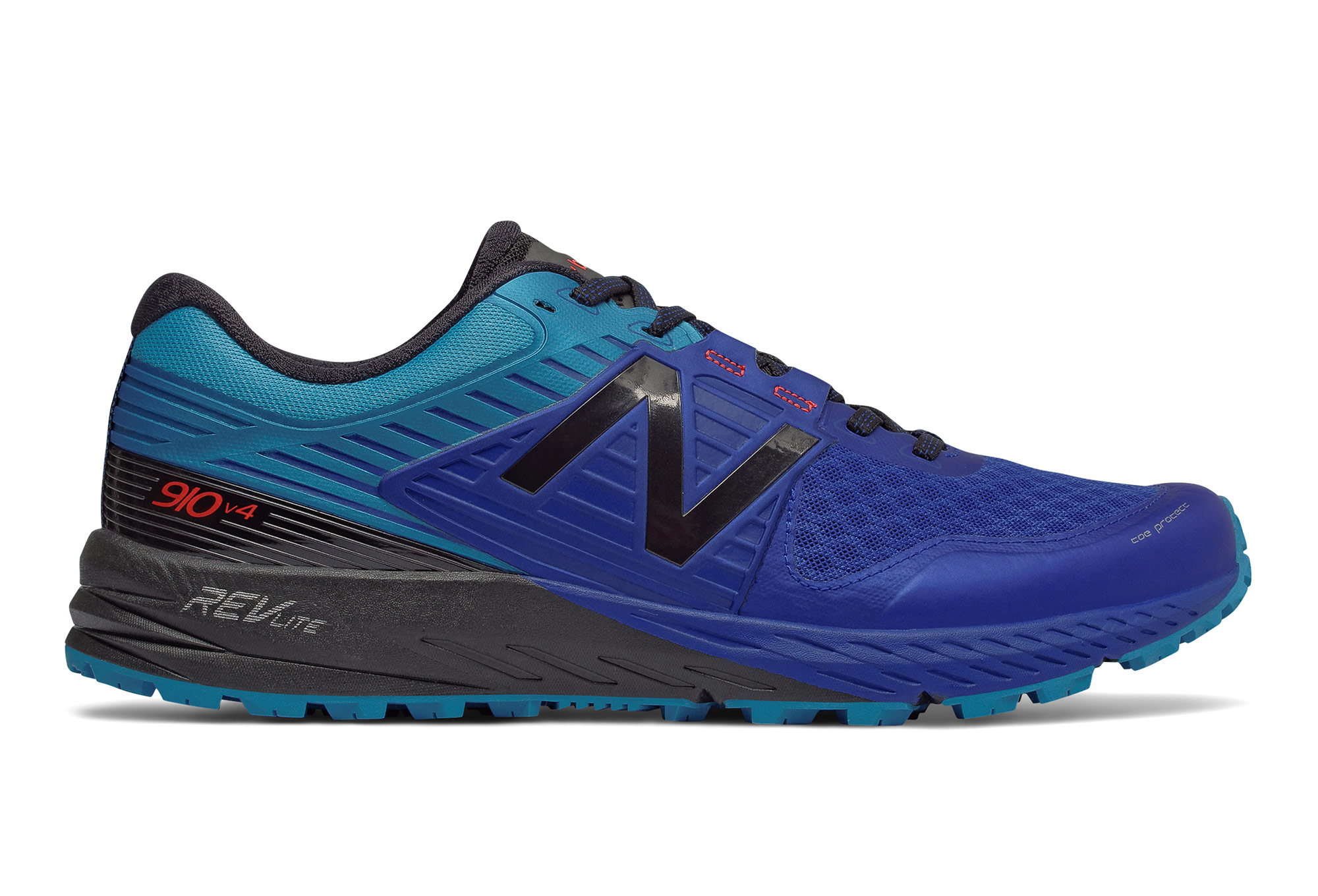 445b93469575 New Balance Trail NBX 910 V4 Blue Men