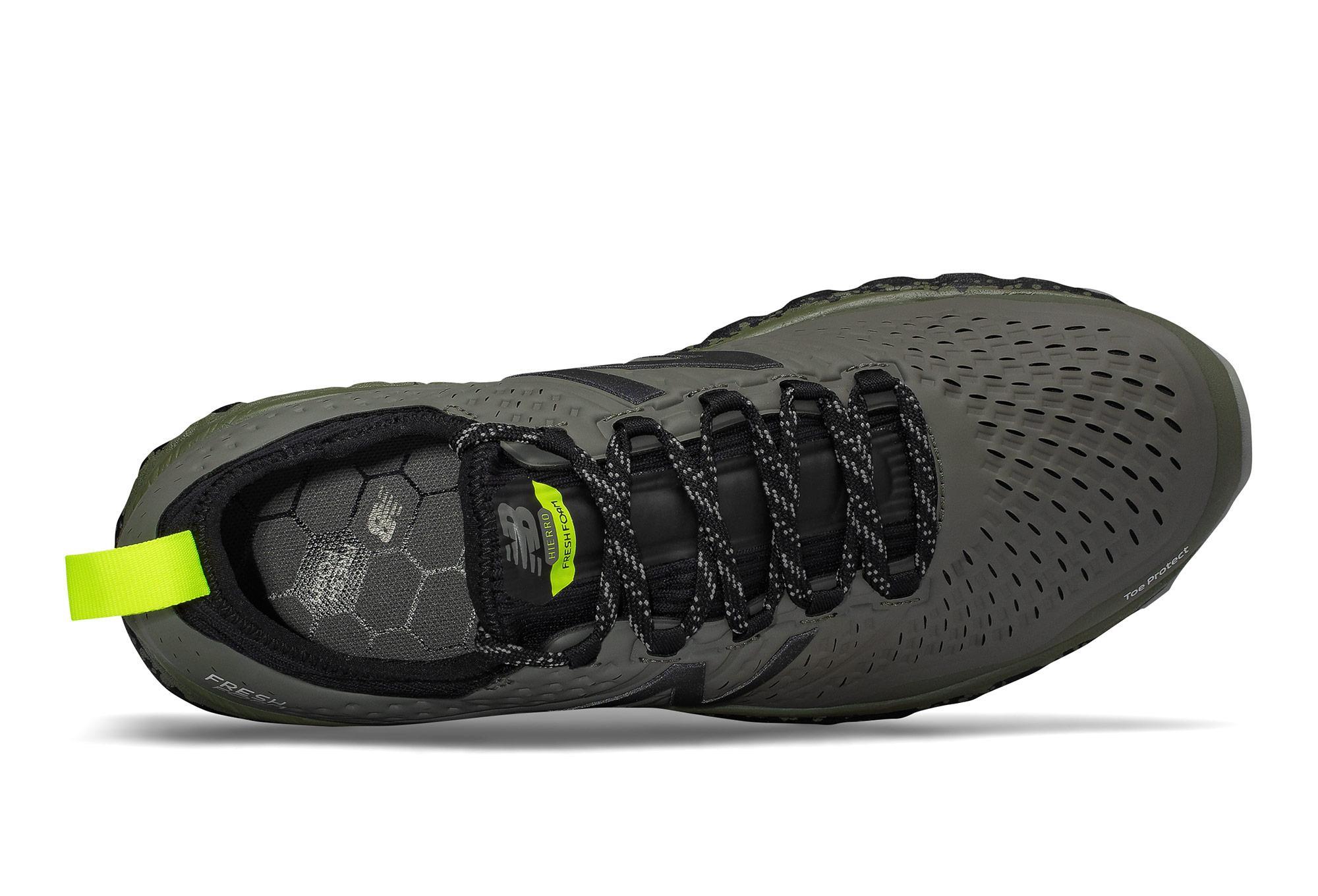Hierro New V3 Running Fresh Scarpe Trail Foam Da Balance Verde EHW9D2I