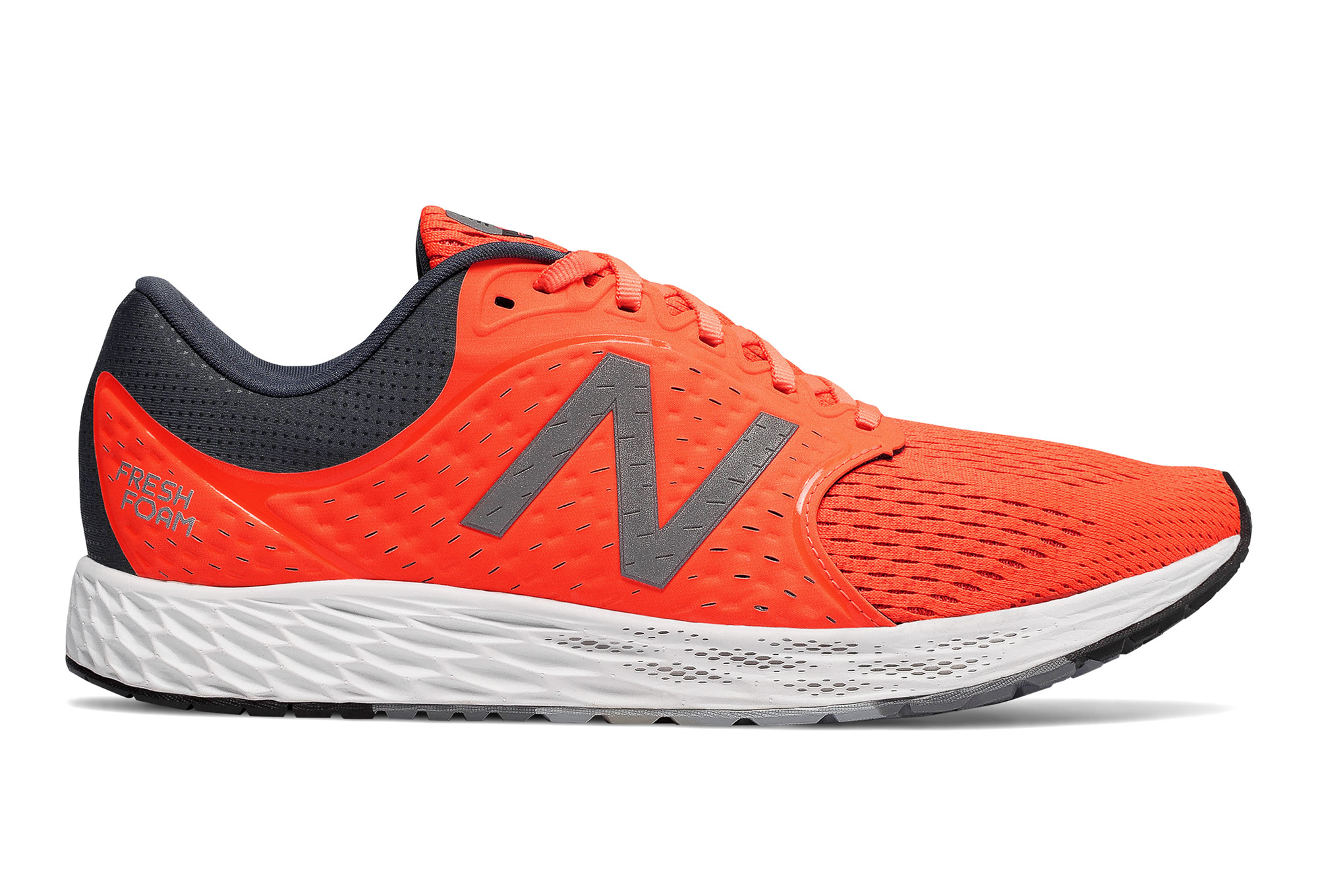 Running New De Foam Orange Zante V4 Balance Fresh Chaussures x1vEqFw1