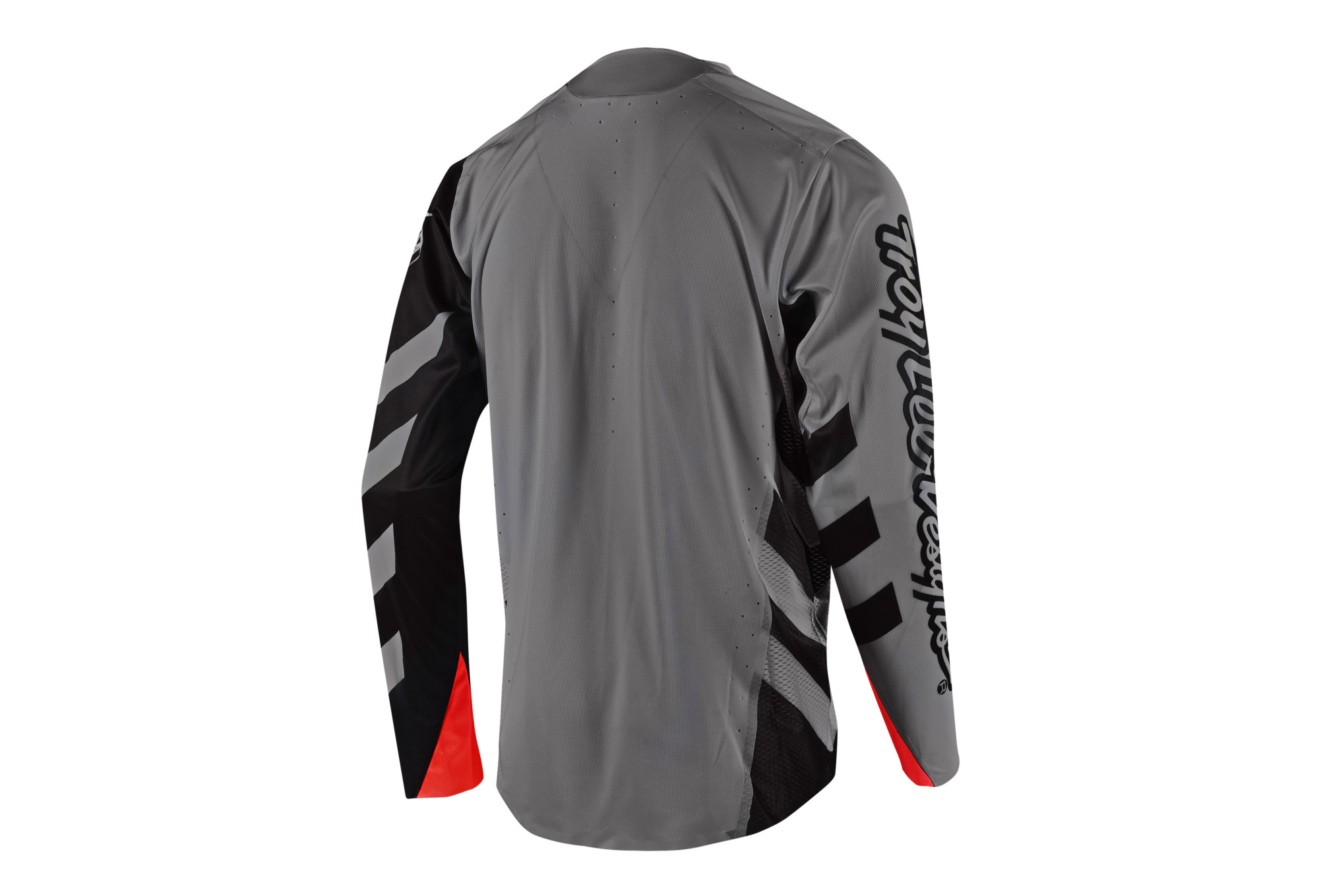 0d03b9396 Troy Lee Designs Sprint Elite Escape Long Sleeves Jersey Grey Black ...