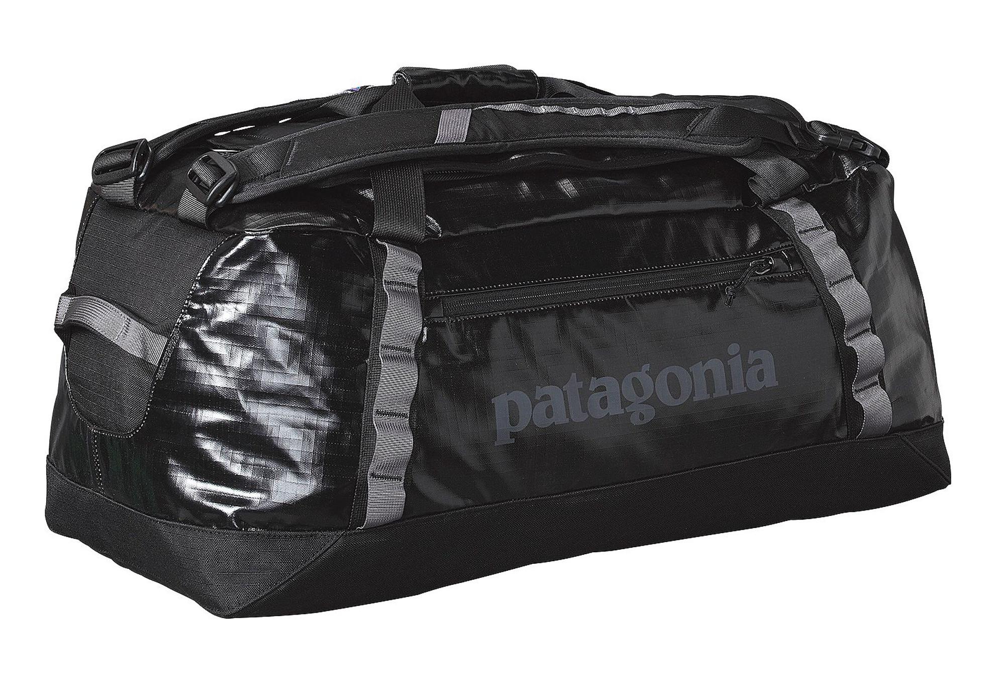 Sac Black De 60l Voyage Patagonia Hole Noir P0wn8Ok