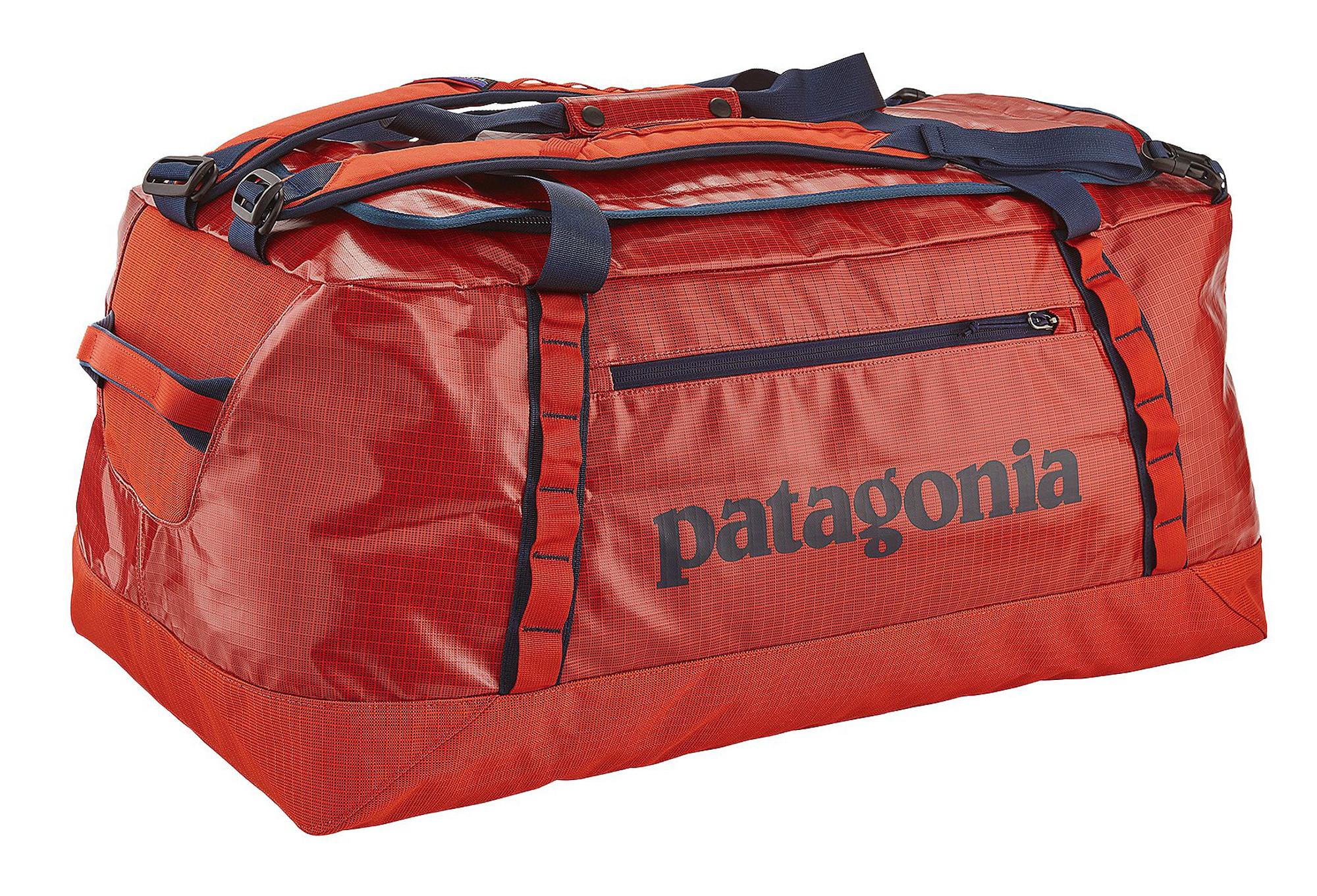 grand choix de 3db87 50032 Sac de Voyages Patagonia Black Hole Red