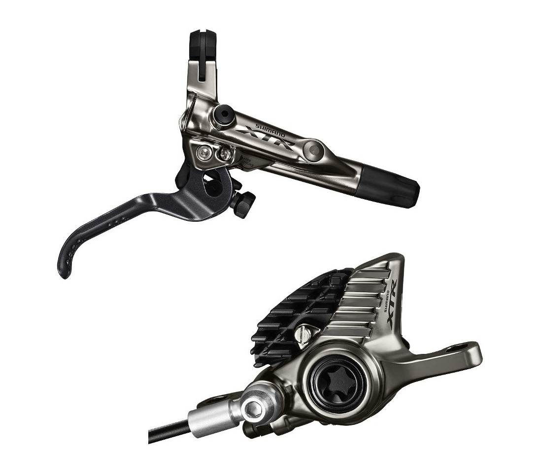 983f9f4f3 Rear Brake Shimano XTR Trail BR-M9020 J-Kit   Ventilated Caliper (w/o disc)  165cm   Alltricks.com