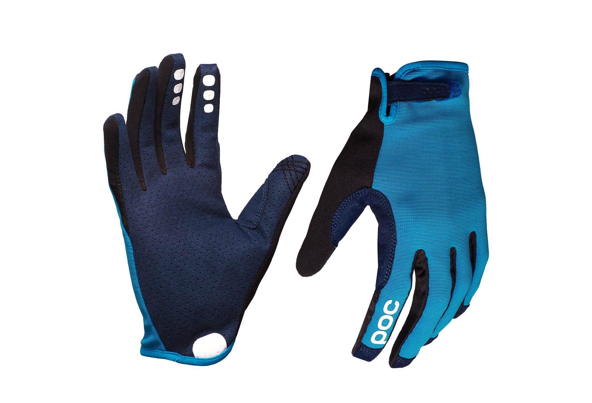 3057ec796 POC Resistance Enduro Adj Glove Furfural Blue