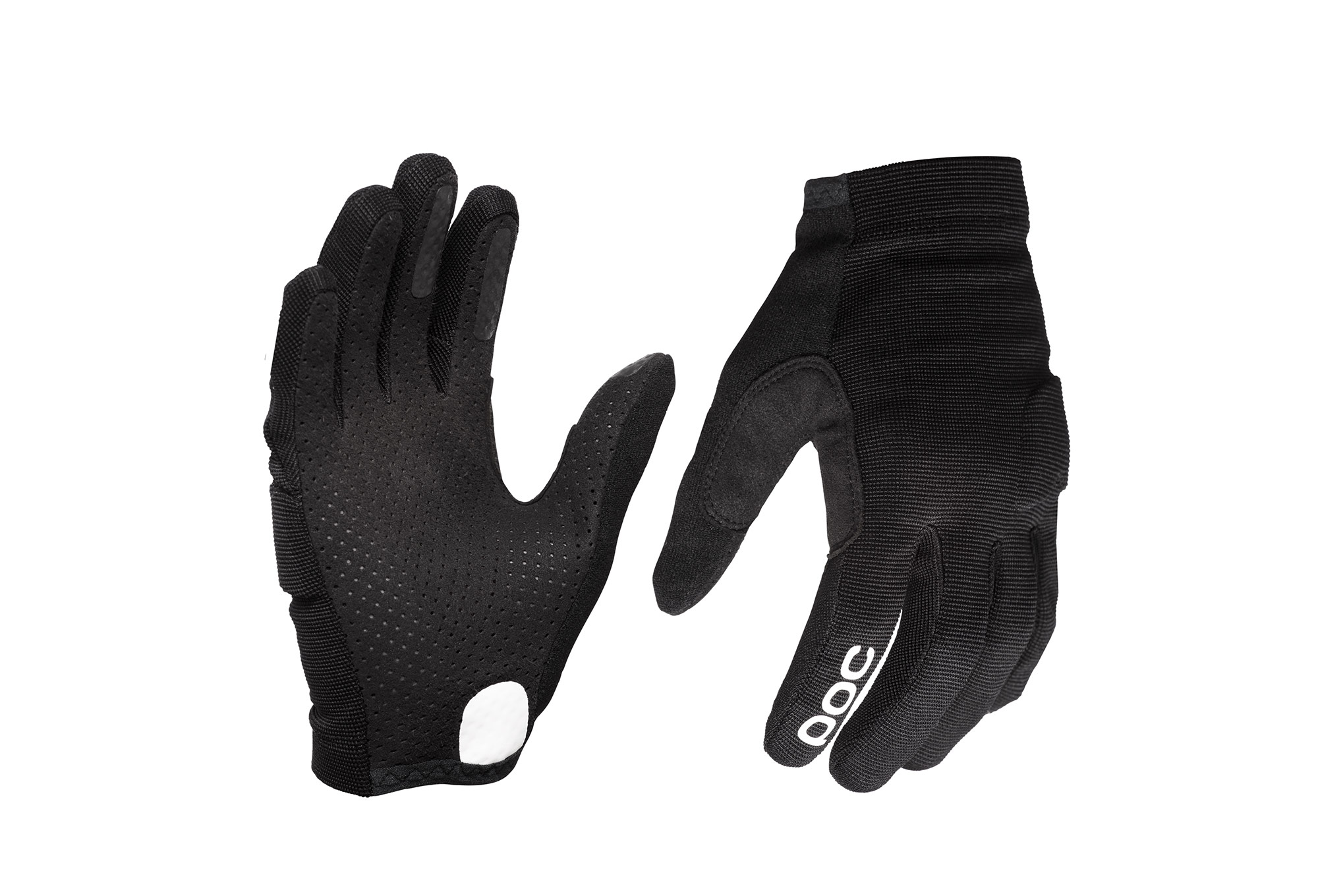 POC Essential DH Glove Uranium Black  11f0cfd88