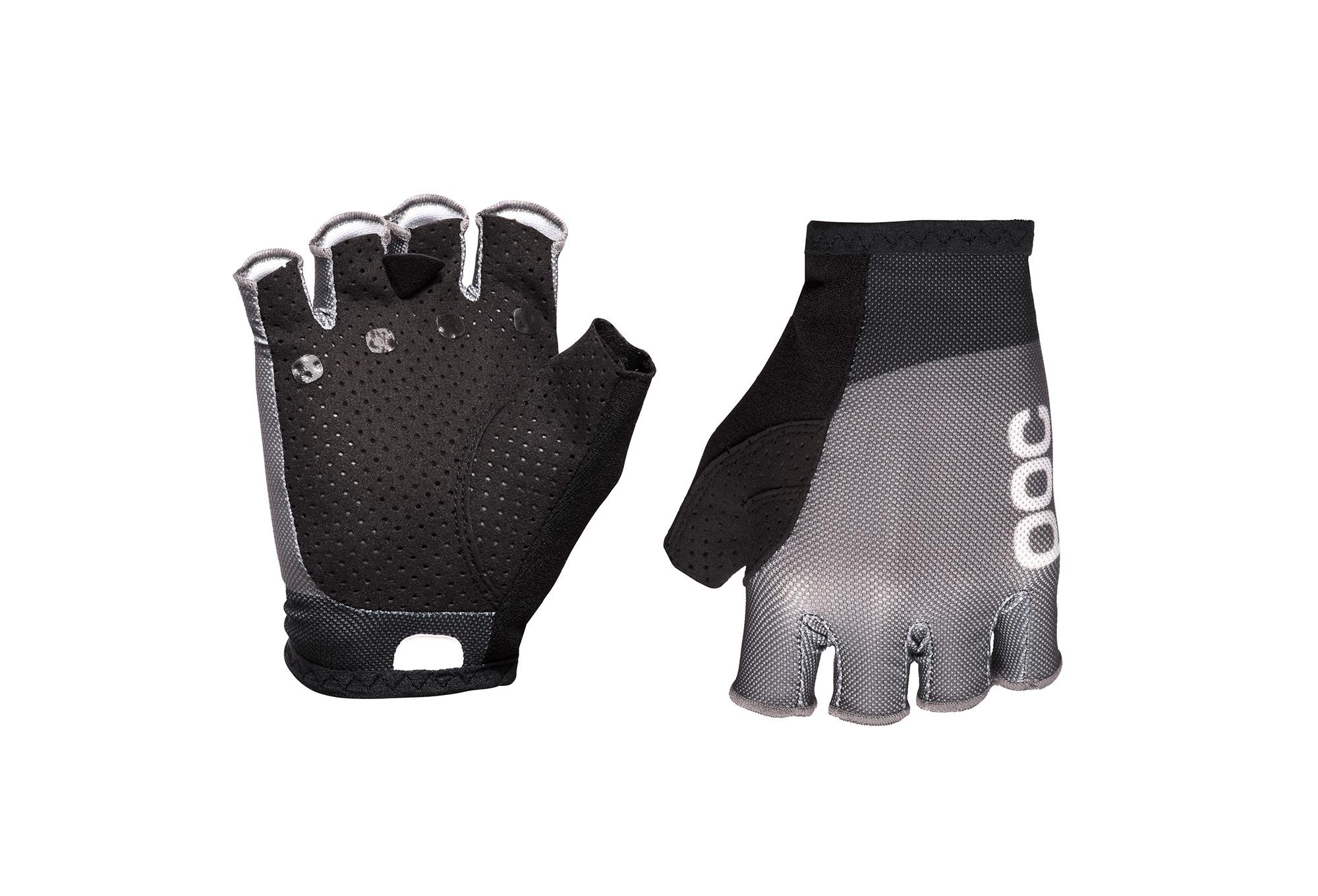 POC Essential Road Mesh Short Glove Uranium black  8dd410a40