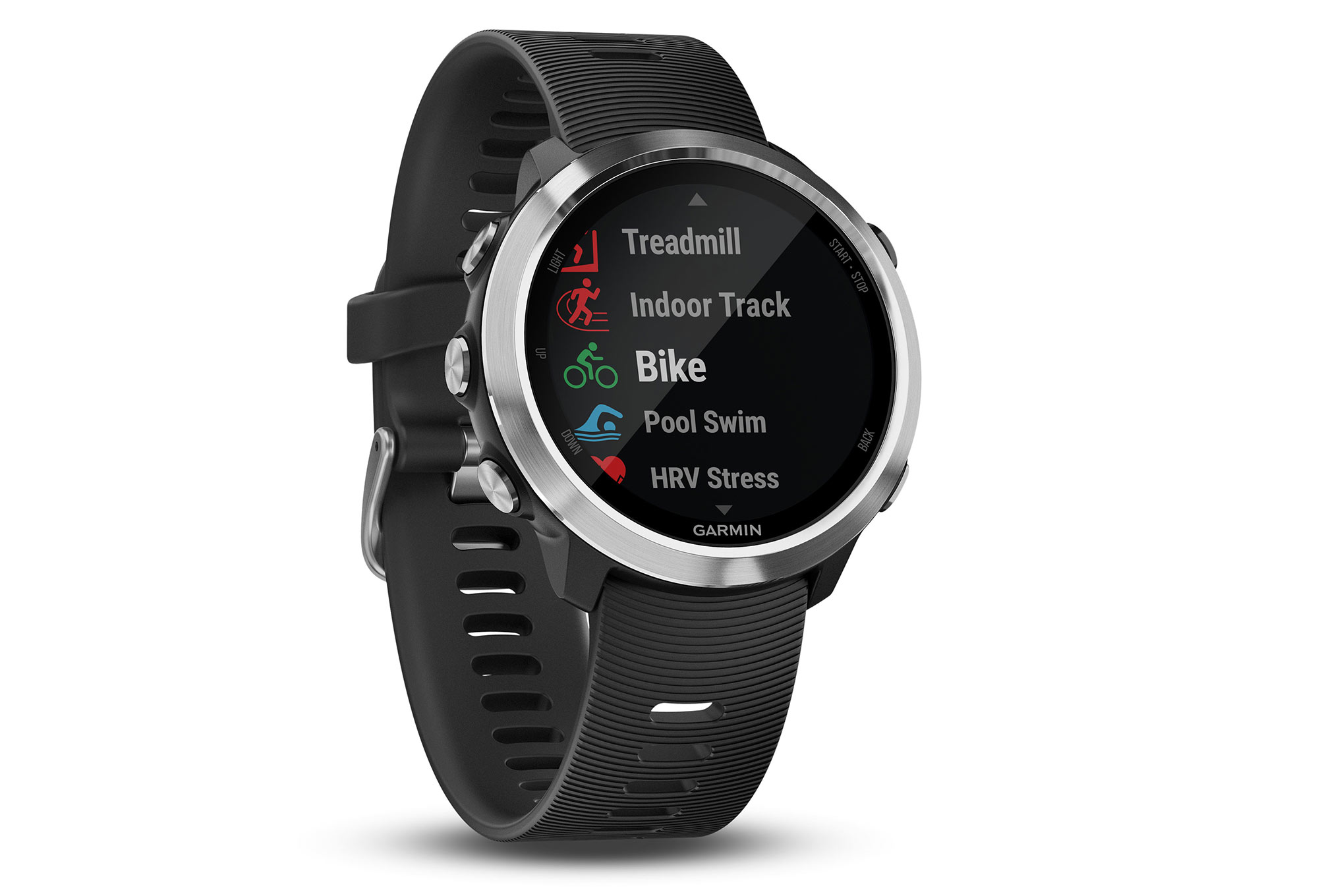Garmin forerunner 645 gps watch black for Watches garmin