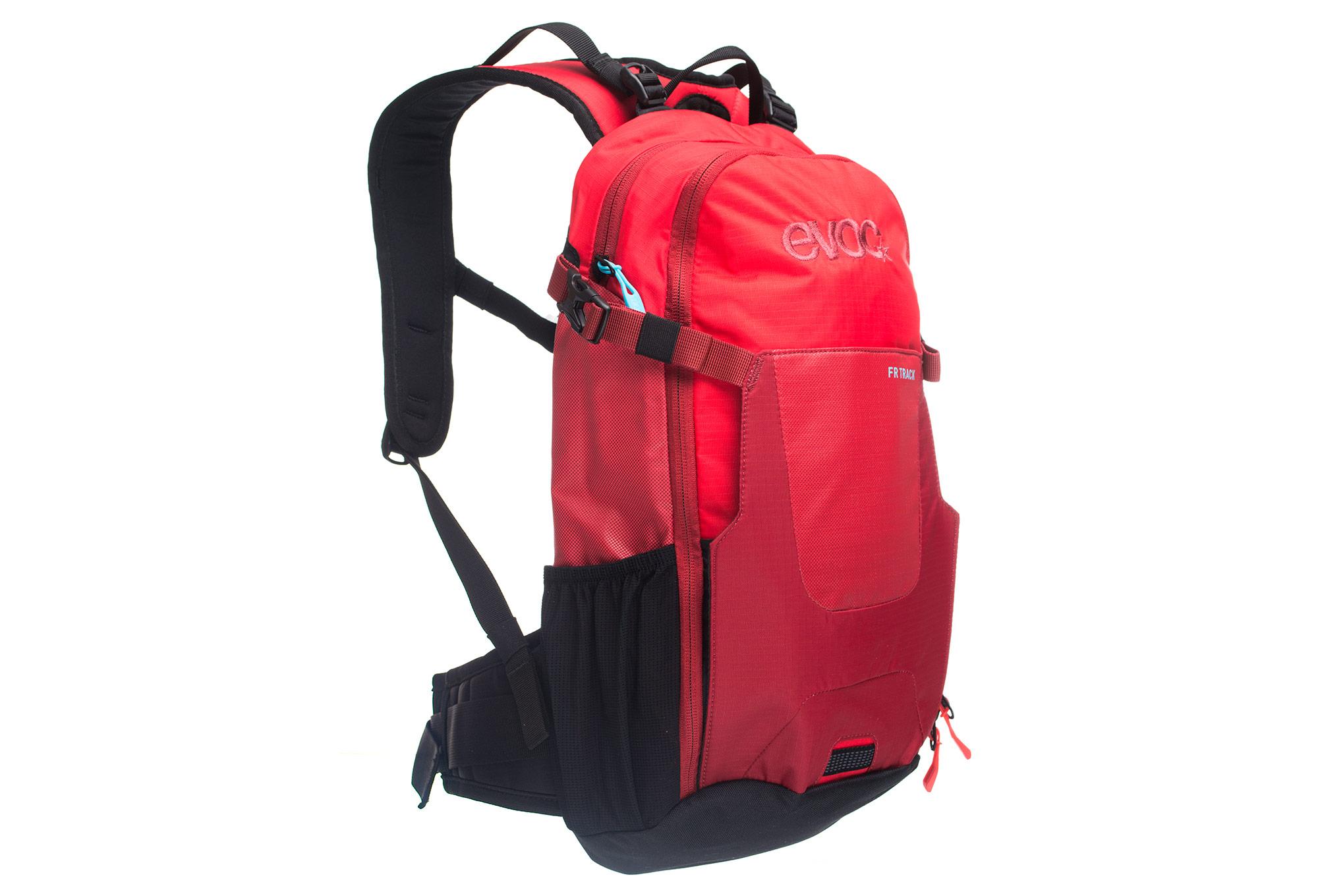 be96f4194df EVOC FR Protector Track 10L Backpack Red   Alltricks.com