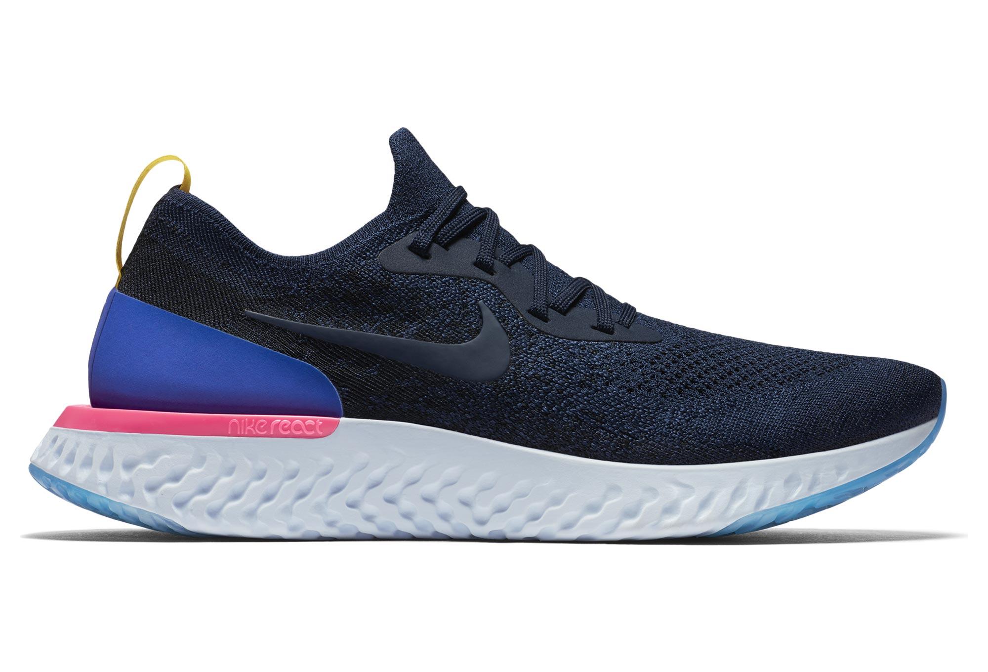 Nike Epic React Flyknit Blue Men