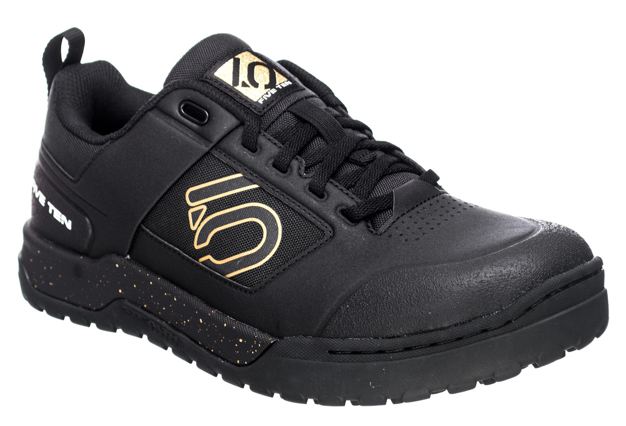 Schuhe Ten Impact Pro Gold Mtb Schwarz Five dBeCxo