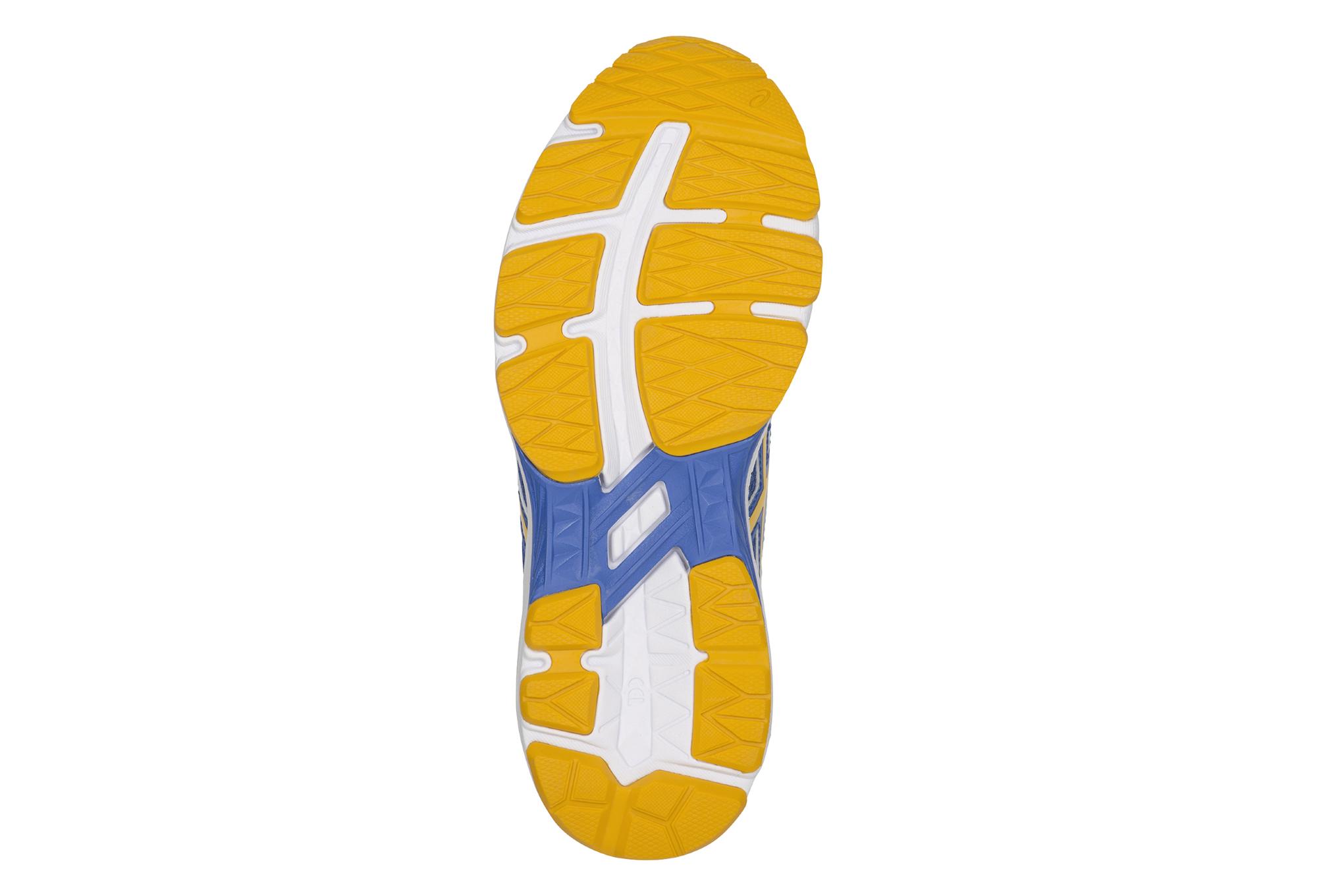699afc7606e Zapatillas Asics GT-1000 6 GS para Niño Azul   Amarillo