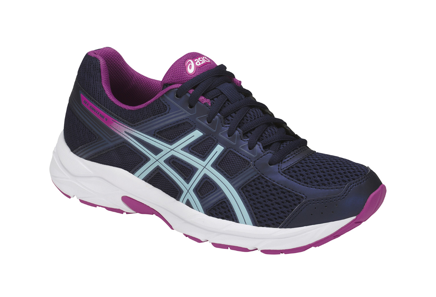 purchase cheap 18973 034eb ASICS Gel-Contend 4 Women's Shoes Black