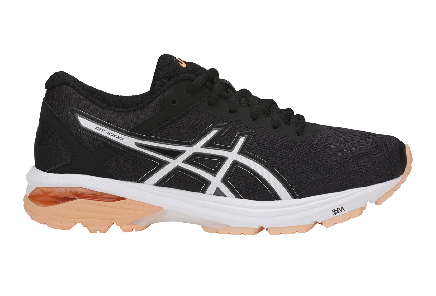 ASICS GT-1000 6 Women's Shoes Black