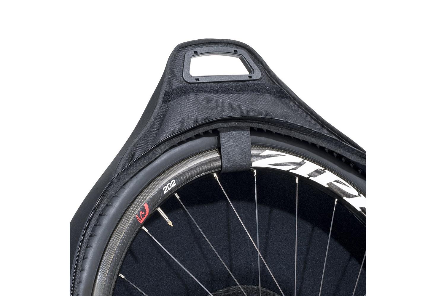padded NEW Zipp Wheel bag single