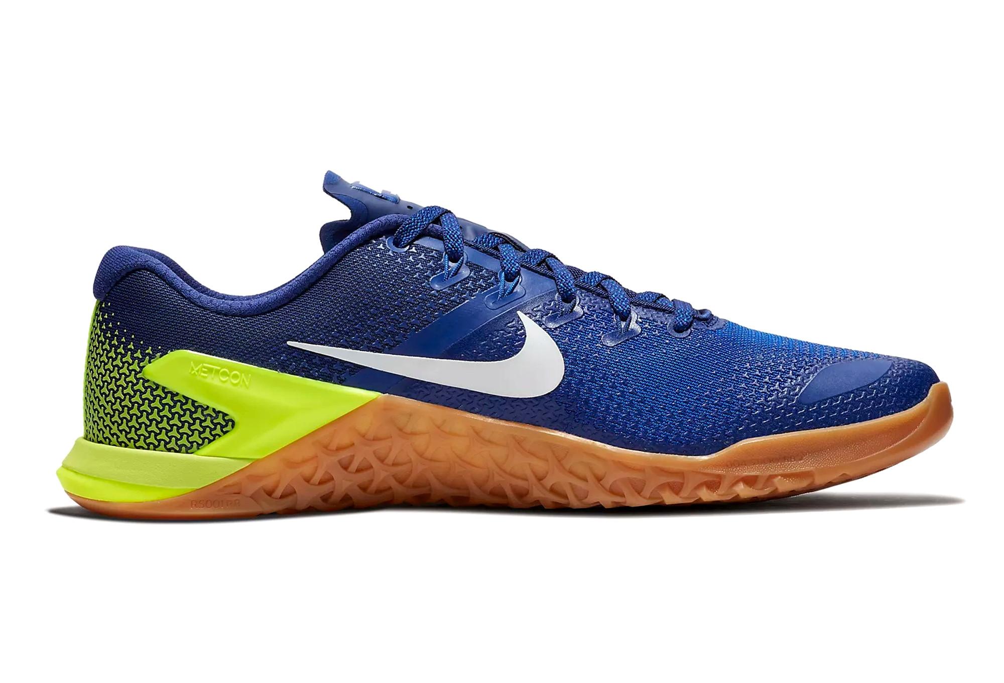 Nike Jaune 4 Chaussures Homme Metcon Bleu De Cross Training txwpPq