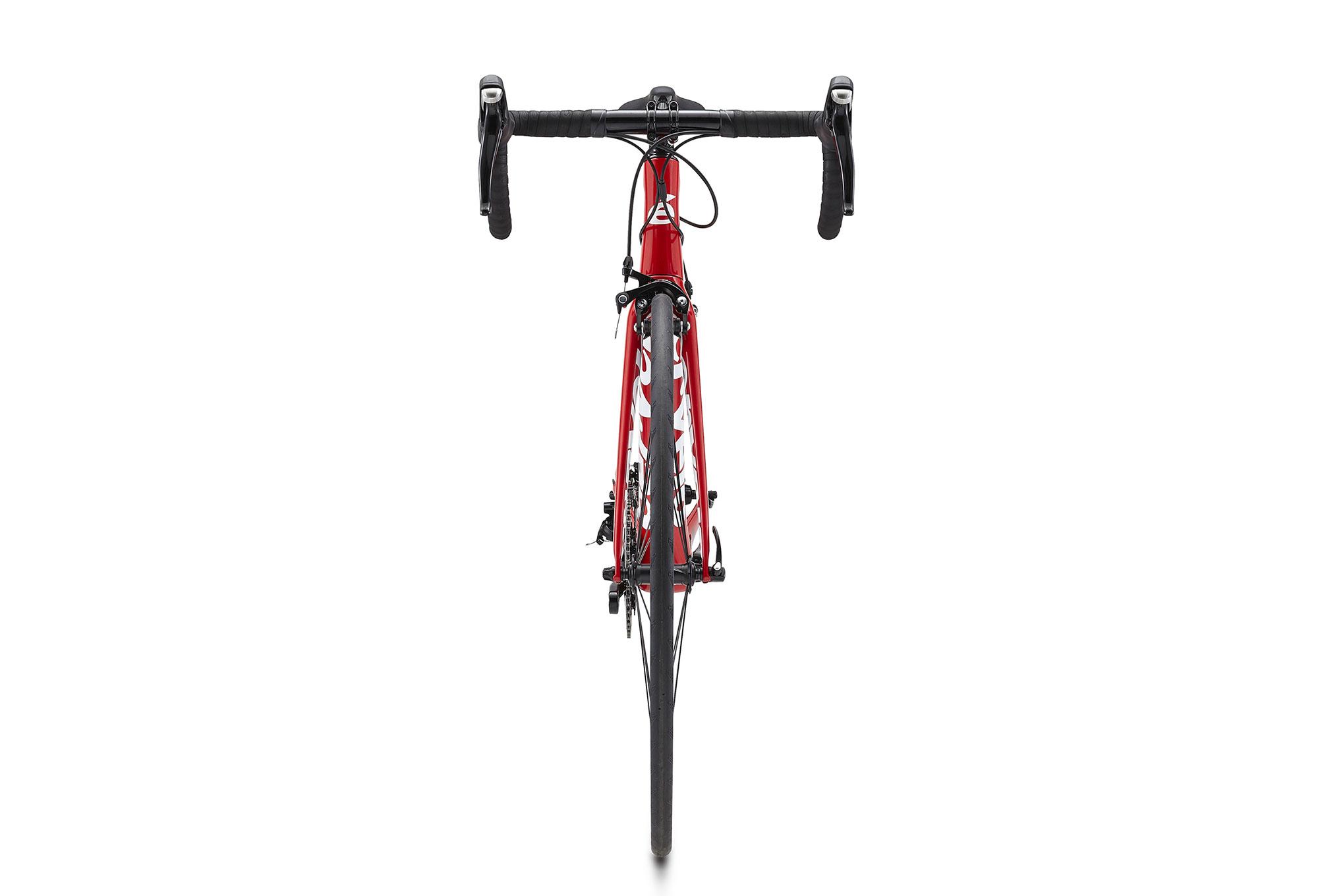 bicicleta cerv u00e9lo r2 shimano 105 5800 11v 2018 rojo