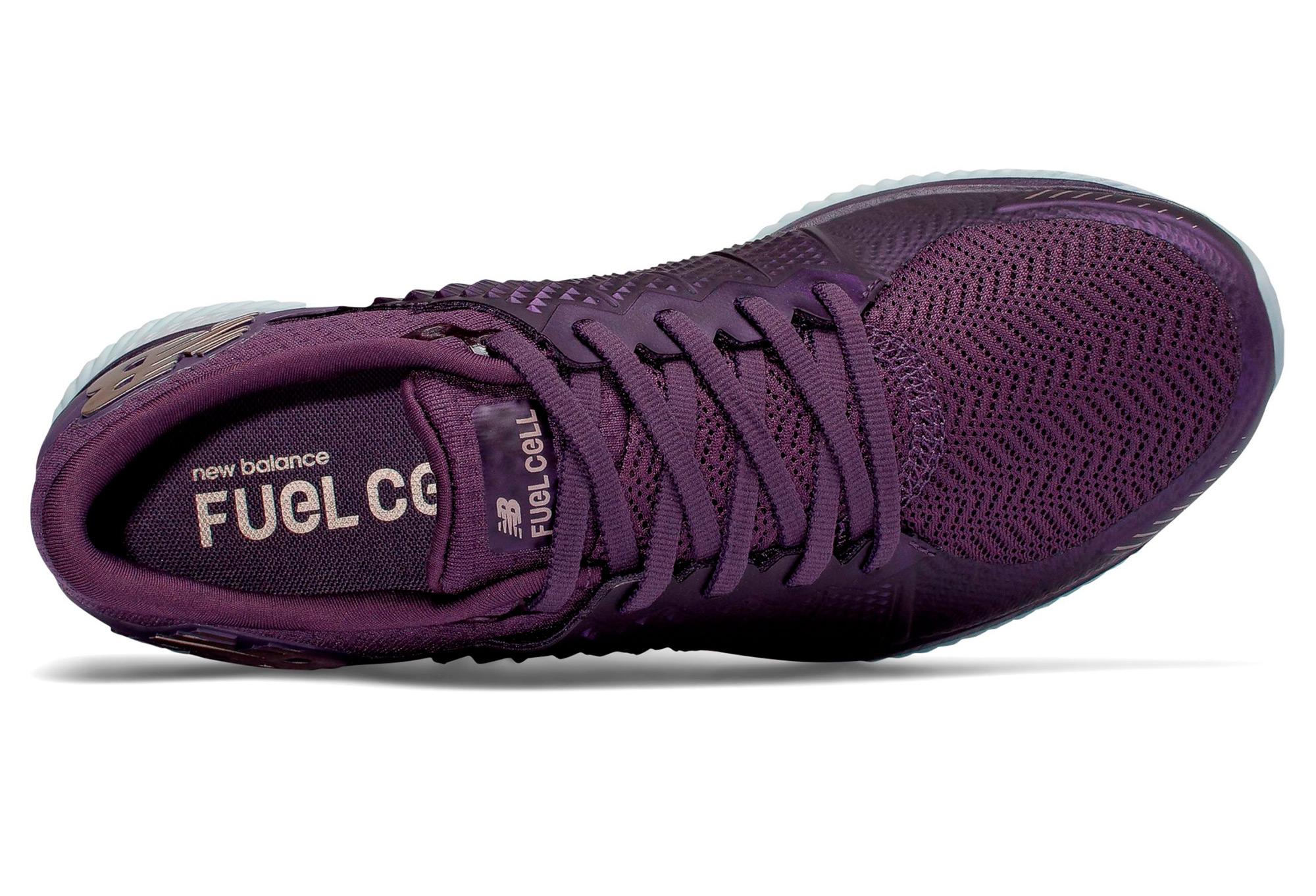 new balance mujer violeta