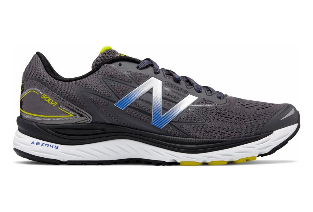Nbx New Gris Bleu Running Balance Chaussures De Solvi AIWnUwRRZq