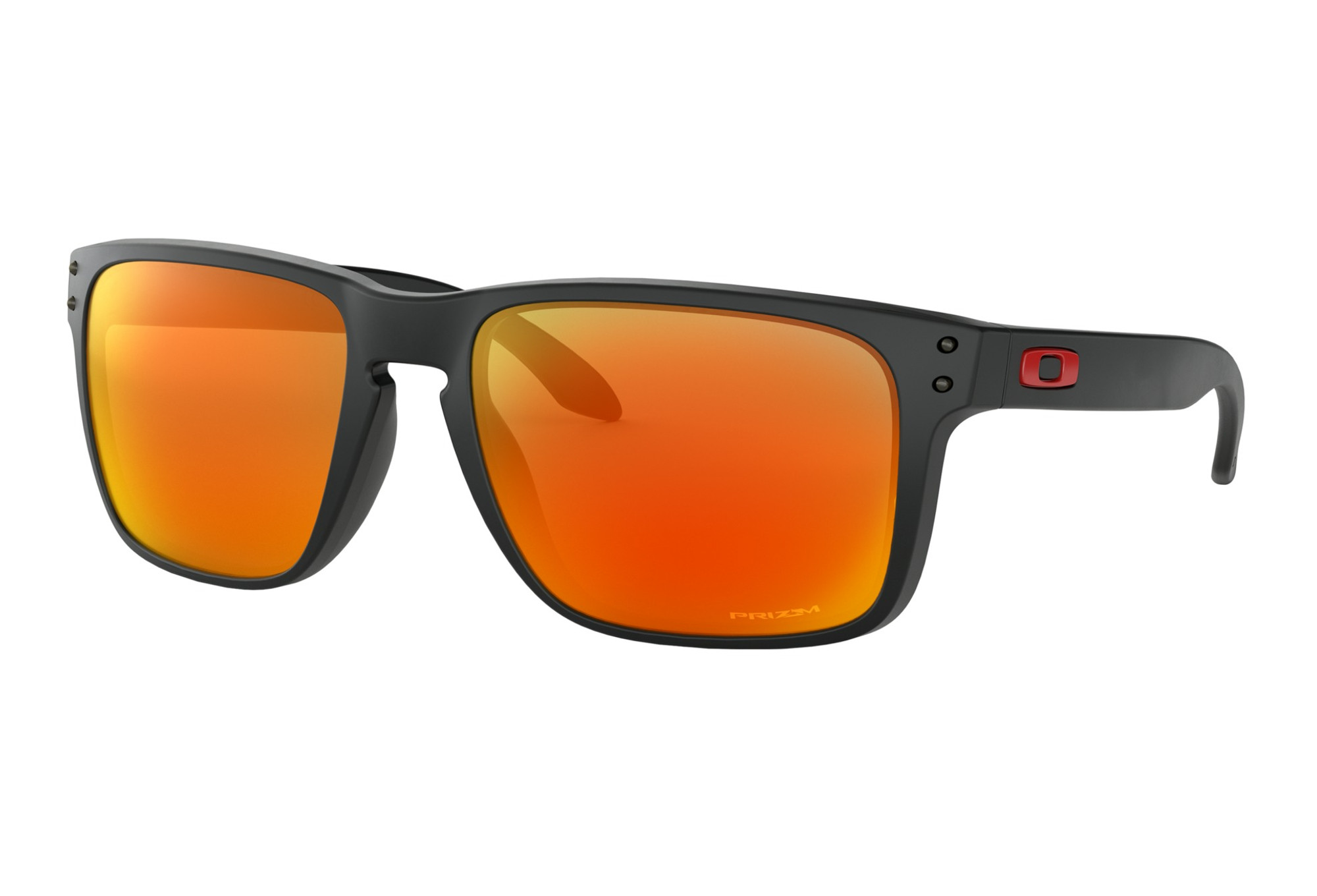 8b09a61486 Oakley Holbrook XL Sunglasses Black - Prizm Ruby OO9417-0459 ...