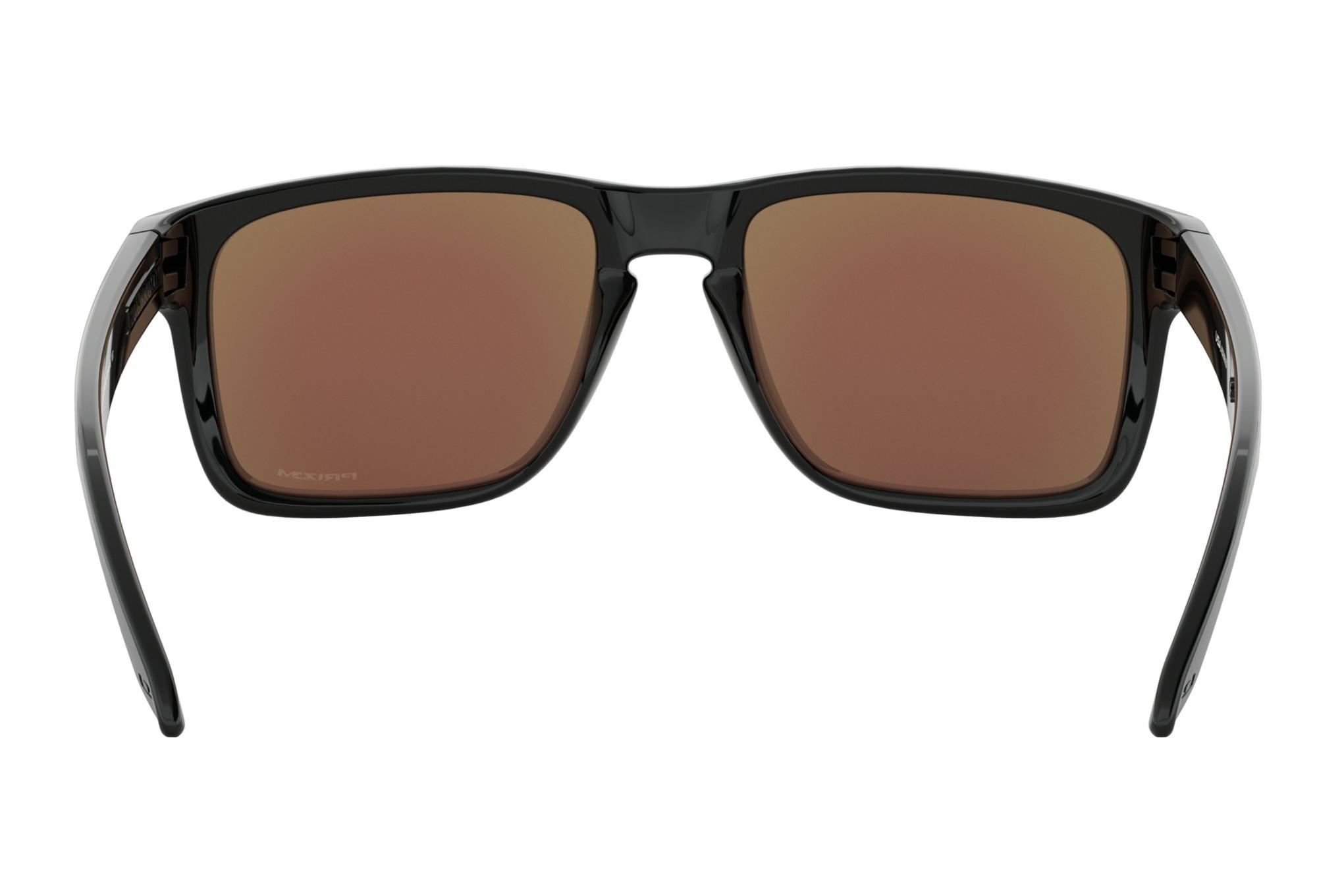 6fb805d0c3 Oakley Holbrook XL Sunglasses Black - Prizm Sapphire OO9417-0359 ...