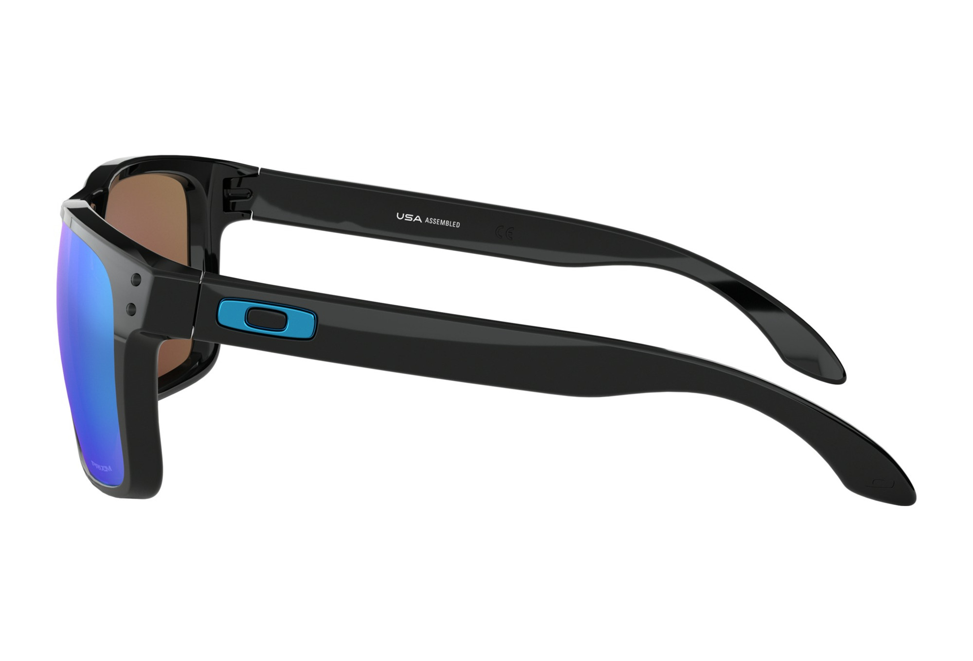 fb2a4a8f47c Oakley Holbrook XL Sunglasses Black - Prizm Sapphire OO9417-0359 ...