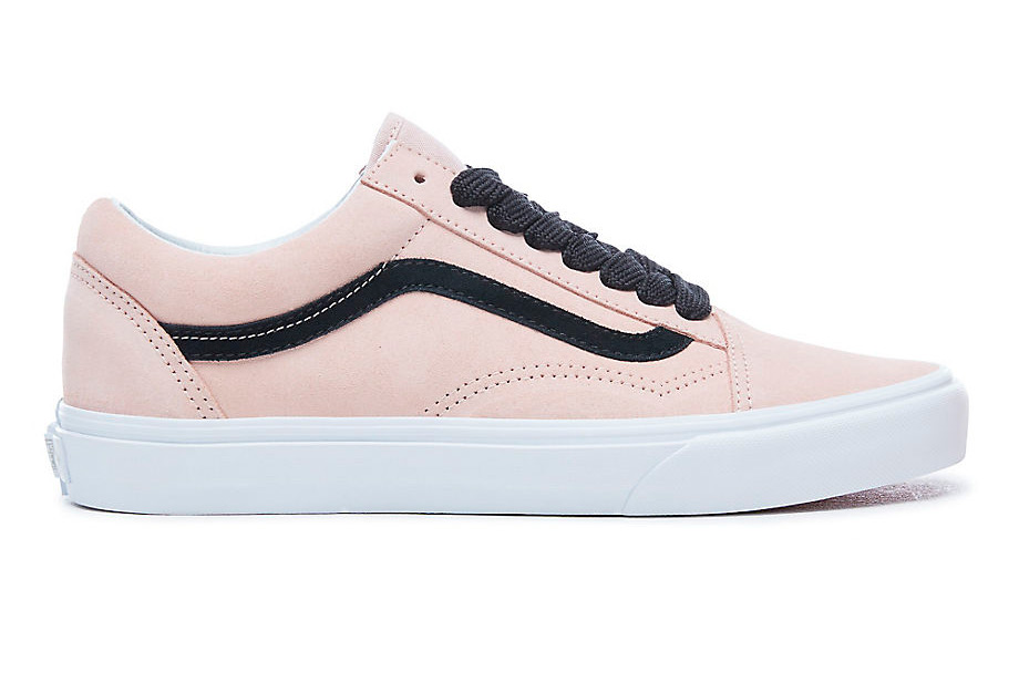 2648f2e2ee VANS UA OLD SKOOL PINK BLACK