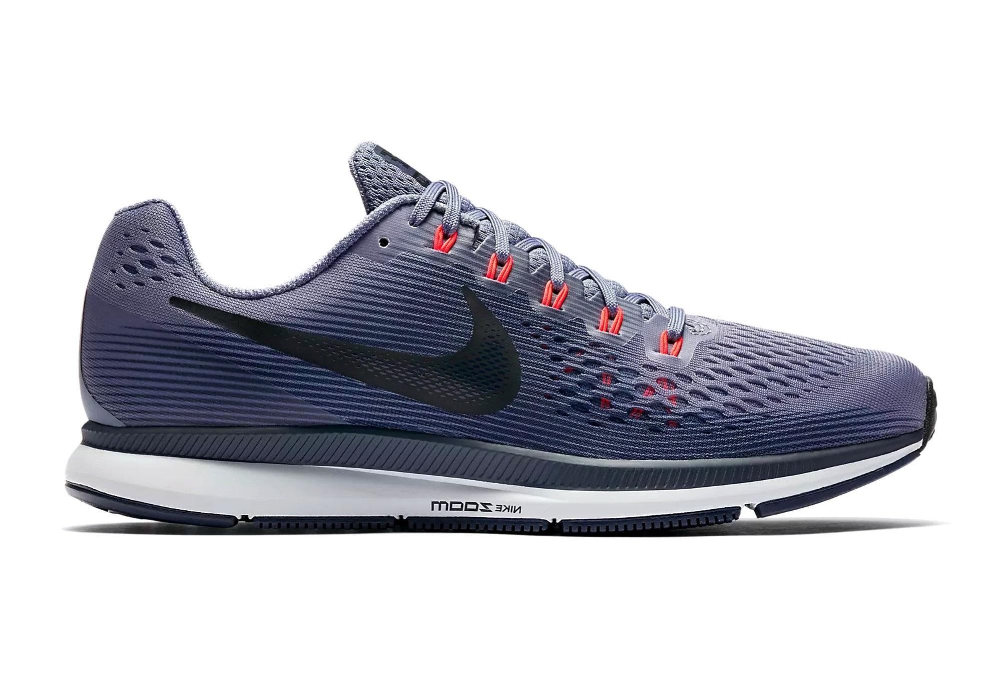13eda51bd64 Zapatillas Nike Air Zoom Pegasus 34 para Hombre Azul