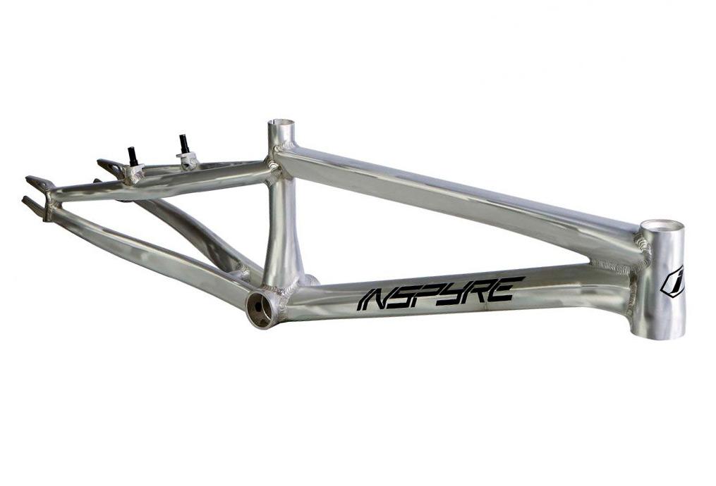 INSPYRE Fahrradrahmen CONCORDE Pro XL Brushed Raw   Alltricks.de