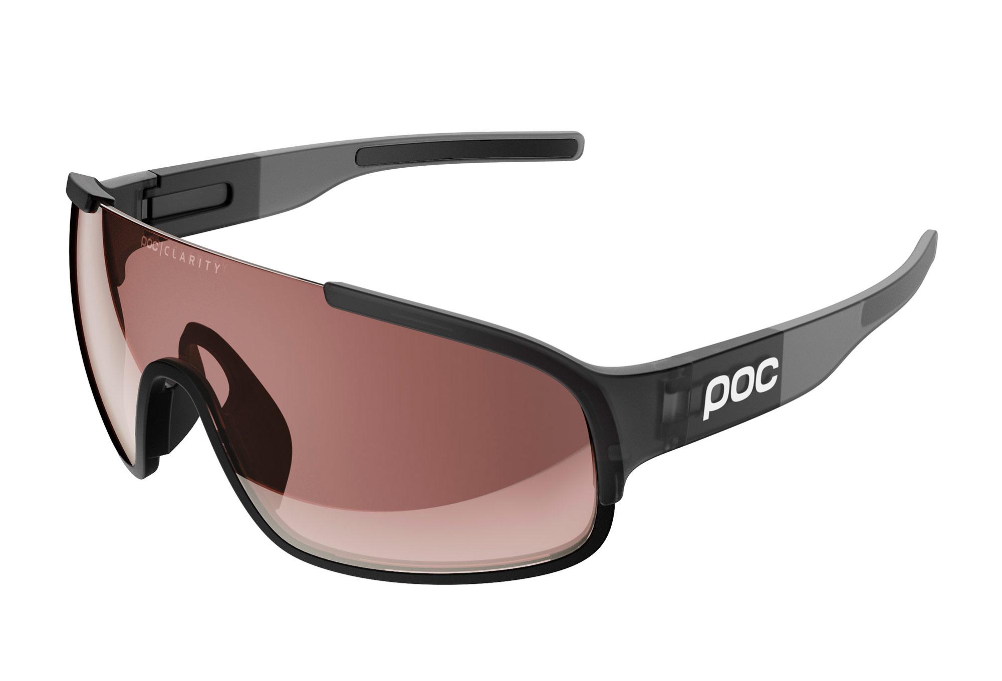 01485f460b POC Sunglasses CRAVE Black - Grey | Alltricks.com