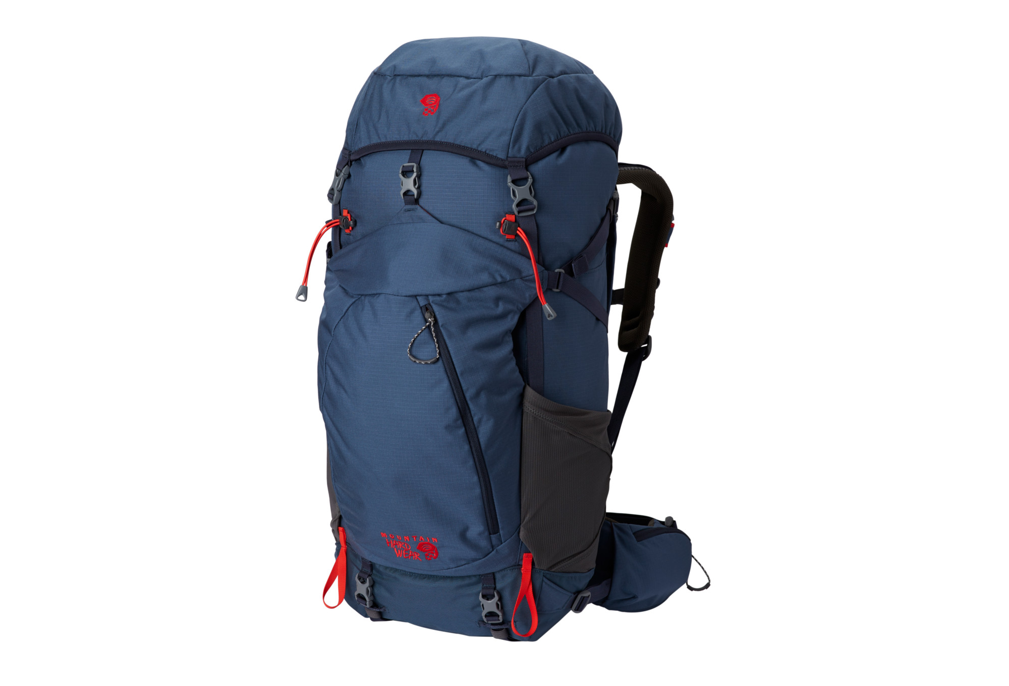 4983e0efda688 Mountain Hardwear Ozonic 60 OutDry Damen Rucksack Blau