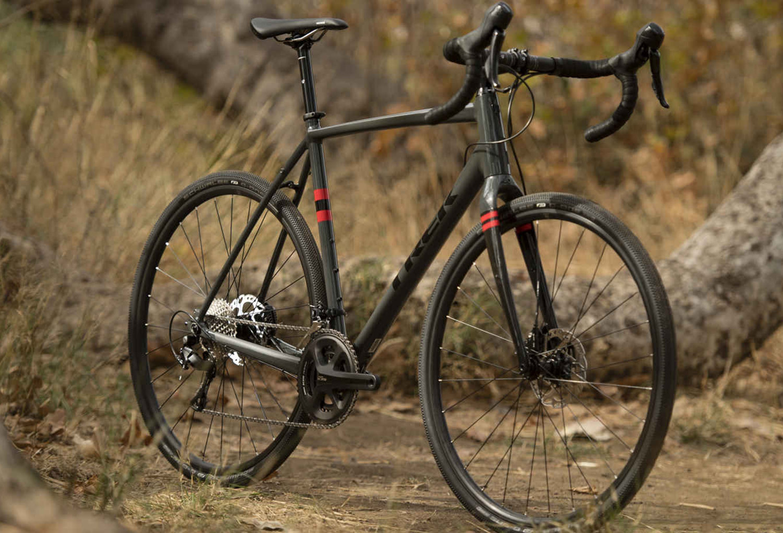 trek checkpoint alr 5 gravel bike shimano 105 11s 2019. Black Bedroom Furniture Sets. Home Design Ideas