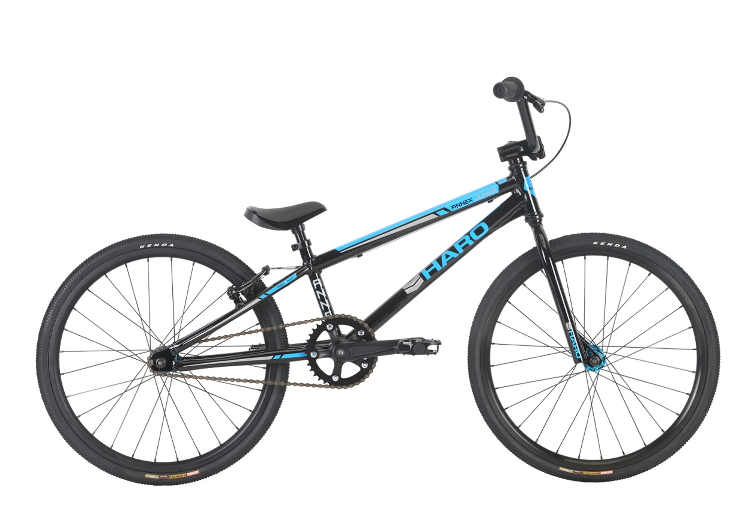 2dd0e9295a0 Haro BMX Race Annex Junior Black 18.25