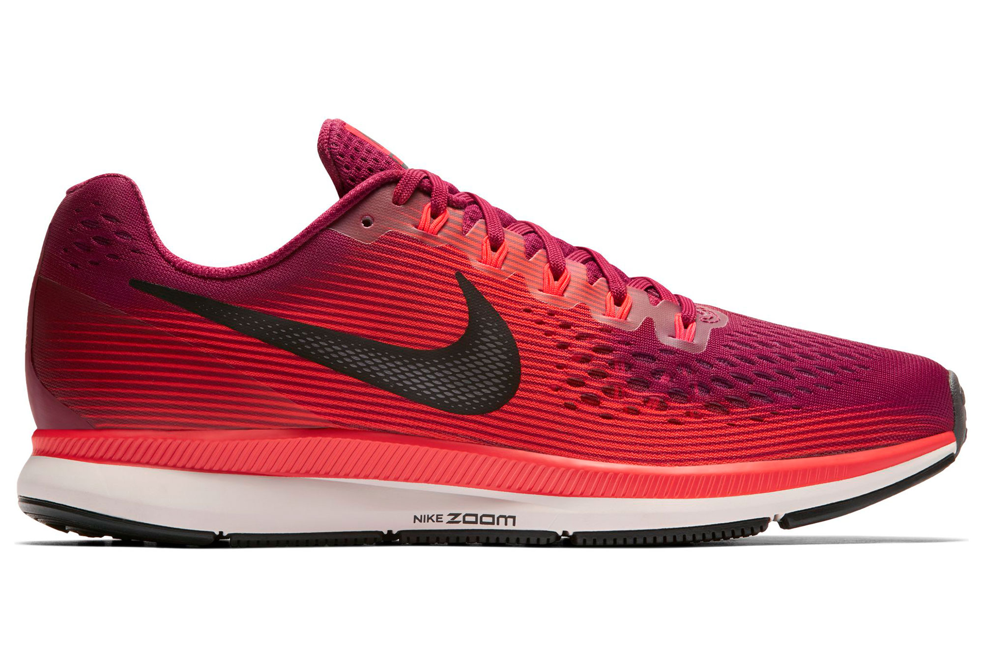 2a5aa0cb23b2 Nike Shoes Air Zoom Pegasus 34 Red Men