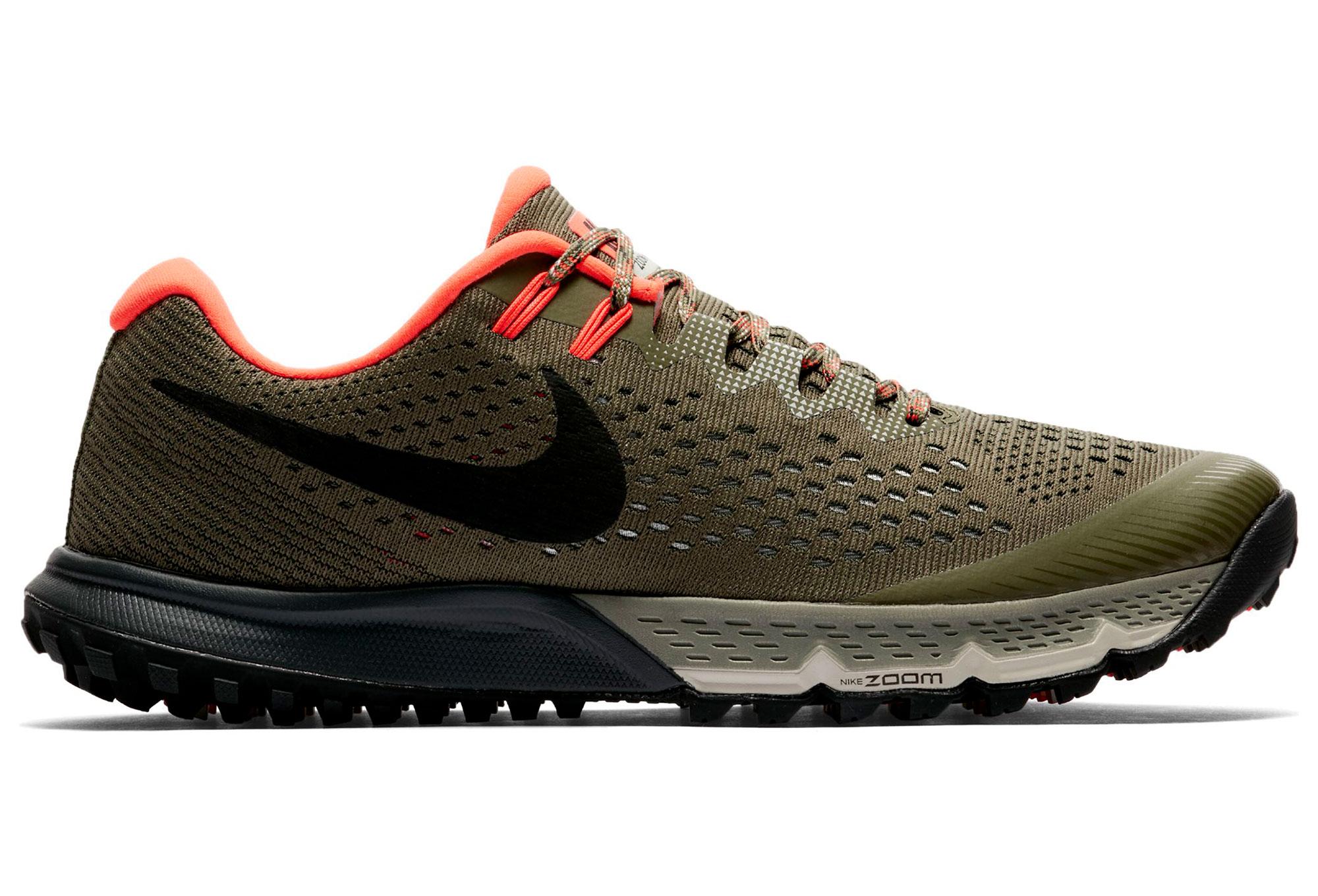 e9baf2154f8a1 Nike Shoes Air Zoom terra Kiger 4 Khaki Orange Men