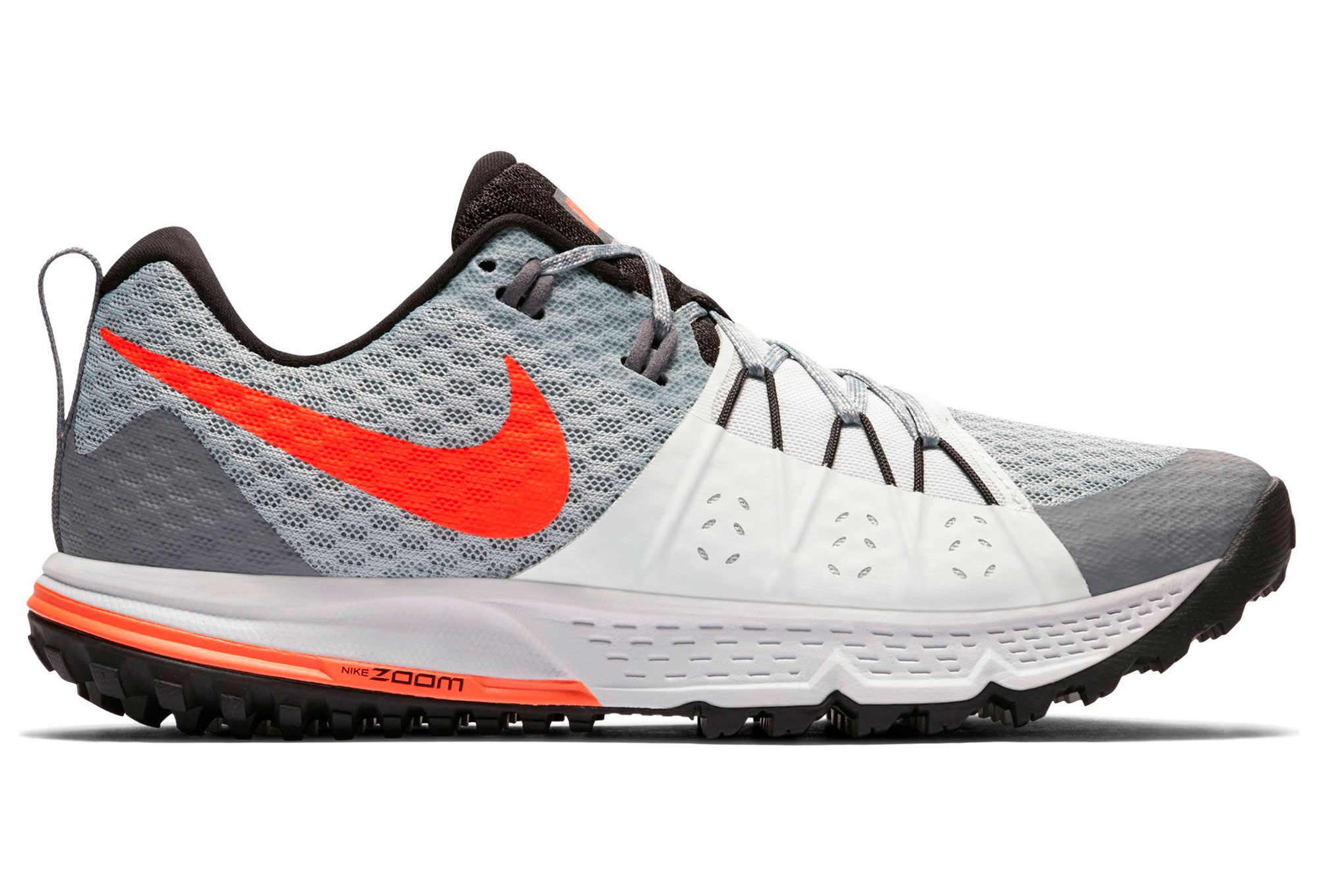 8ed6e6cf3c0 Nike Shoes Air Zoom Wildhorse 4 Grey Orange Women
