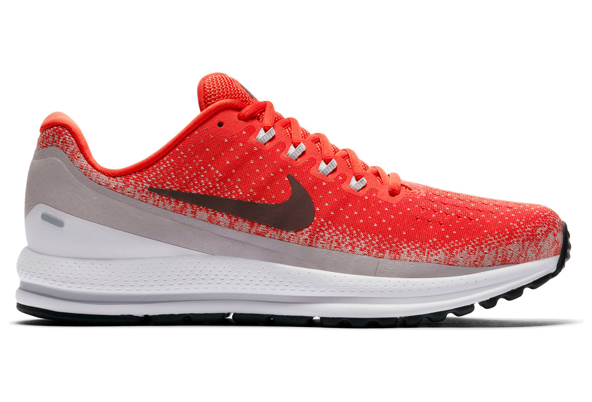 super popular 6fe6b eee65 Chaussures de Running Nike Air Zoom Vomero 13 Rouge   Blanc