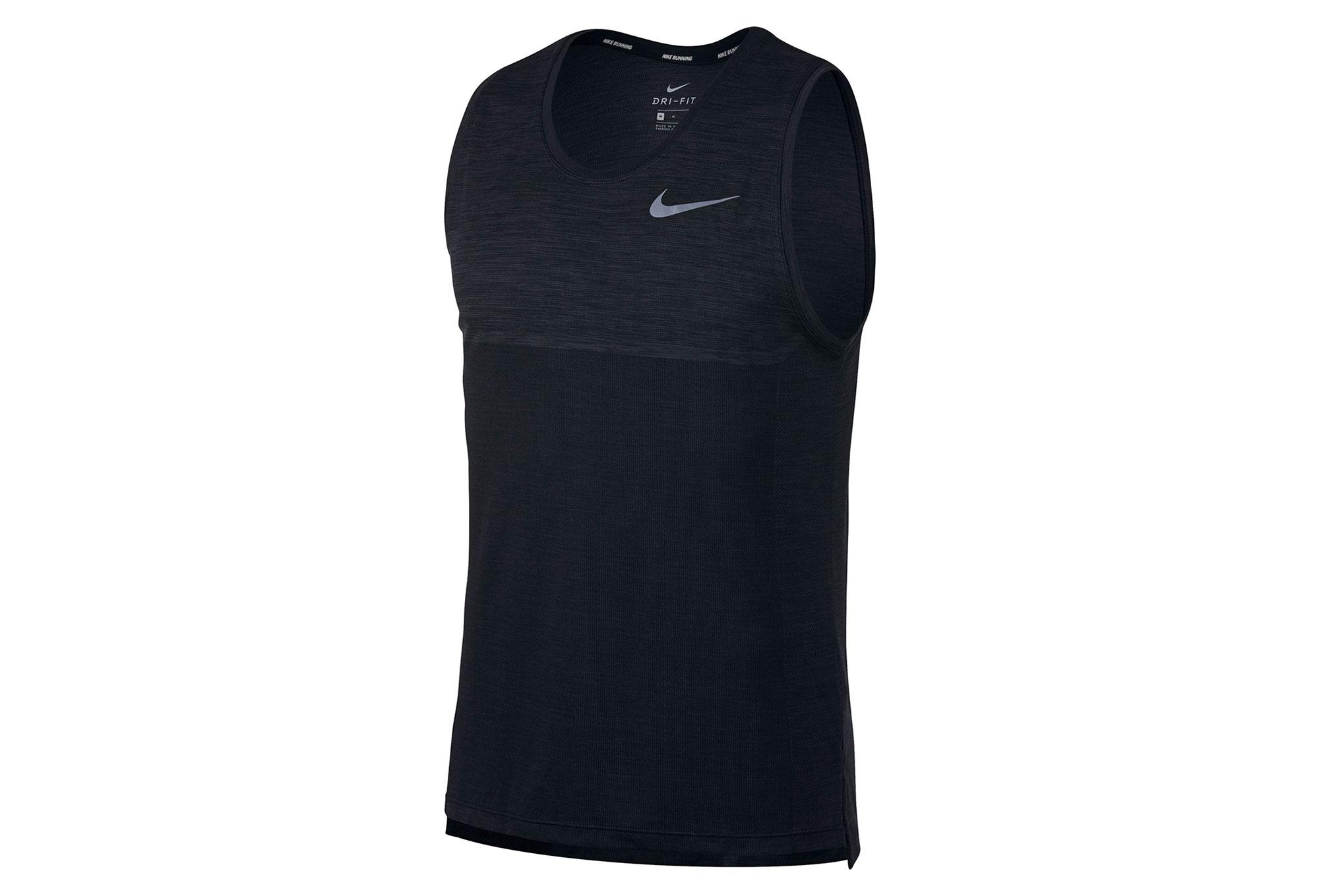 big sale d5aed 54ca2 Débardeur Nike Dry Medalist Noir Homme