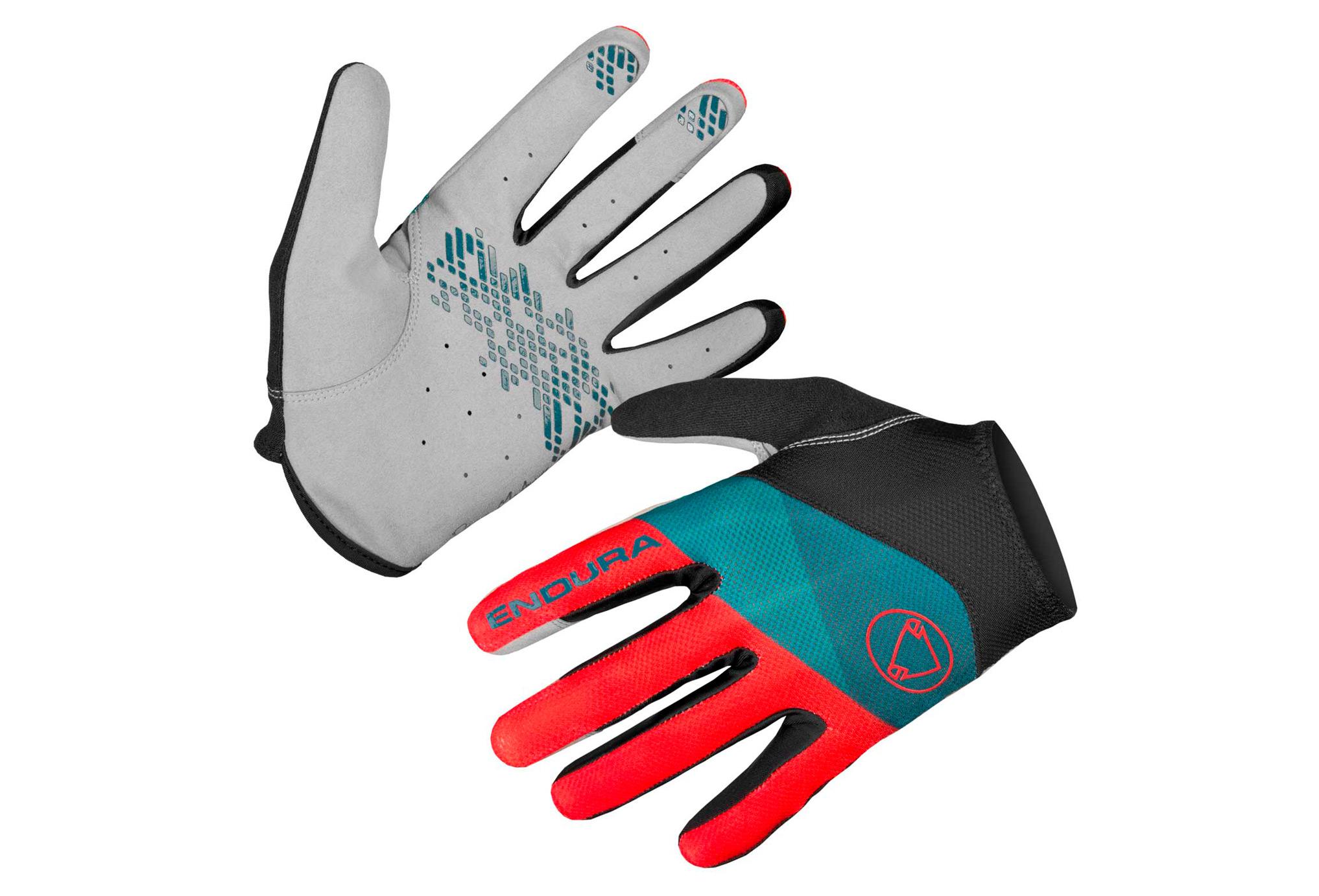 endura hummvee lite long gloves red blue black. Black Bedroom Furniture Sets. Home Design Ideas