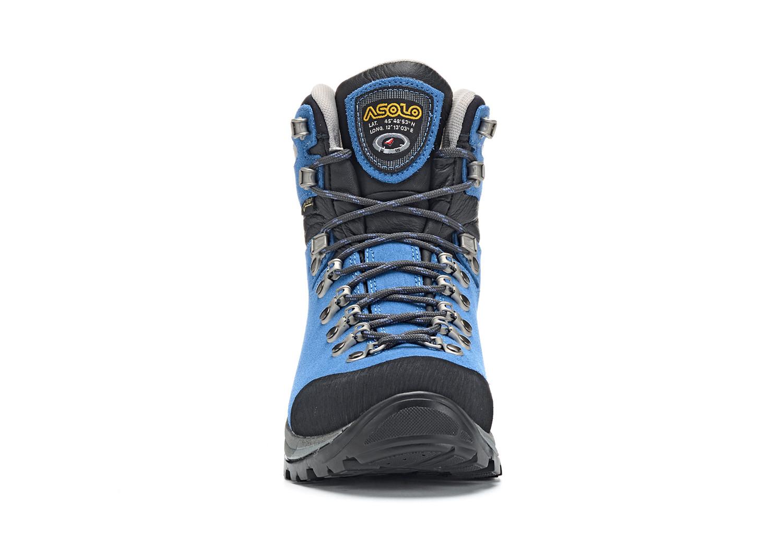 Asolo Greenwood GV Gore-Tex Women s Hiking Shoes Blue  4800d89d960