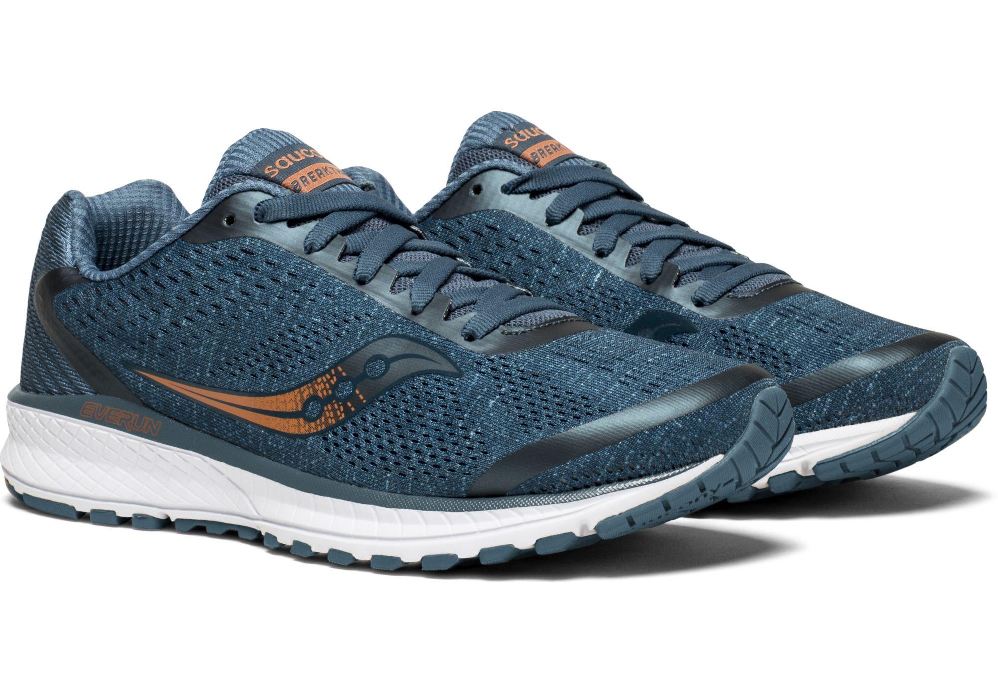 d61a2a6b1cb8 SAUCONY Breakthru 4 Women s Running Shoes Dark Blue