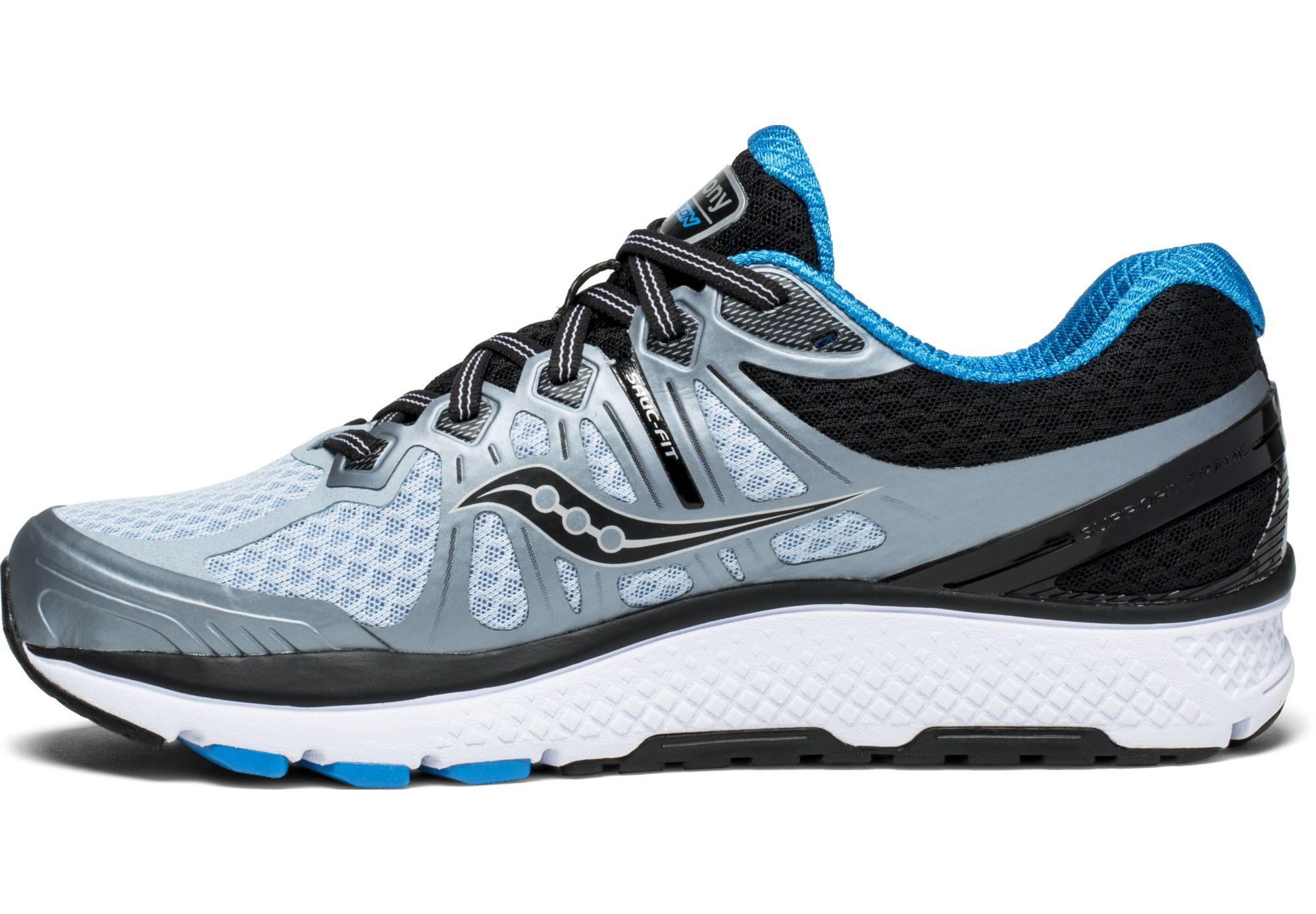 size 40 39b63 589a4 SAUCONY Echelon 6 Running Shoes Light Blue/Black